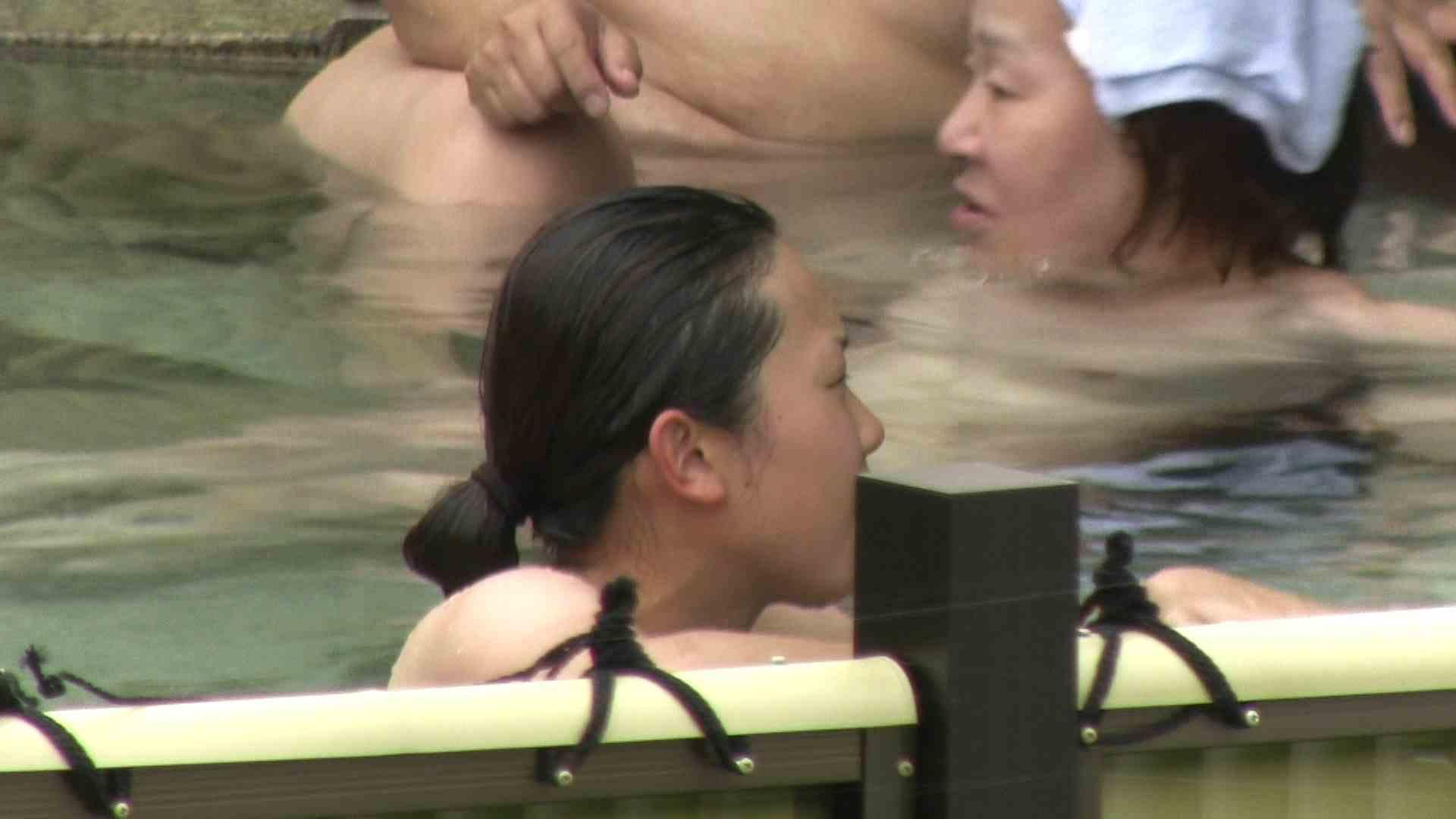 Aquaな露天風呂Vol.205 OLセックス 覗き性交動画流出 105画像 11