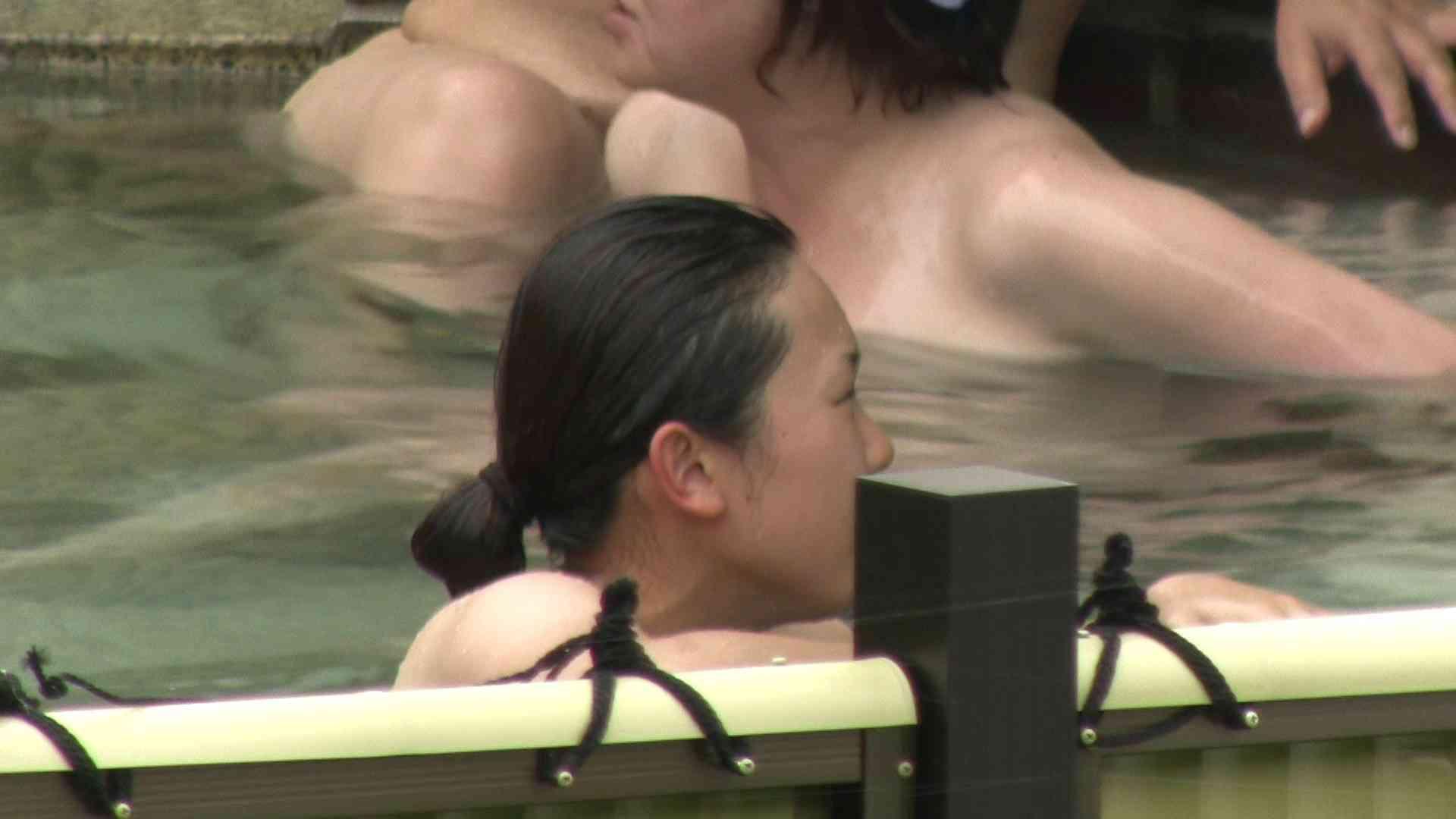Aquaな露天風呂Vol.205 盗撮  105画像 12