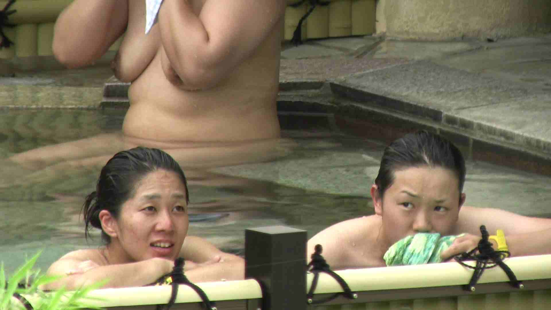 Aquaな露天風呂Vol.205 盗撮  105画像 33