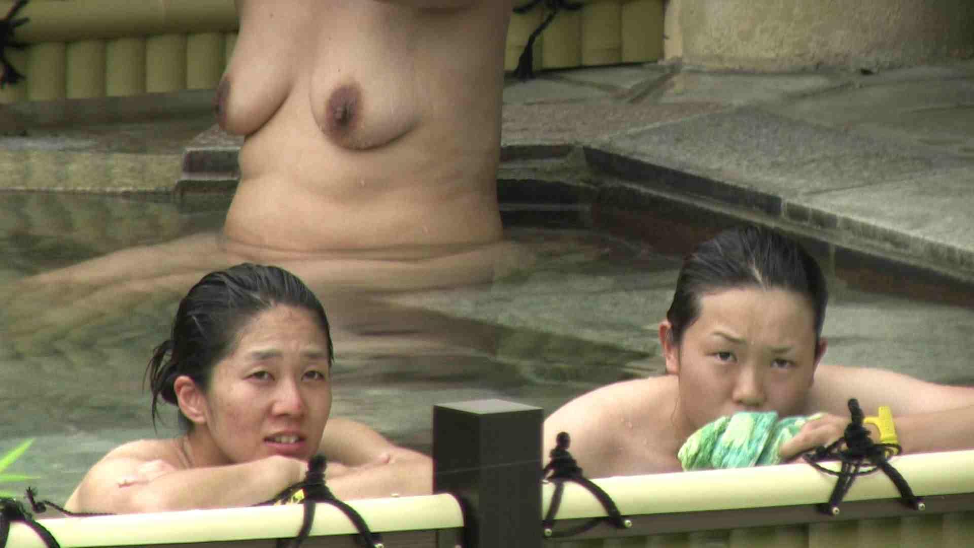 Aquaな露天風呂Vol.205 OLセックス 覗き性交動画流出 105画像 35