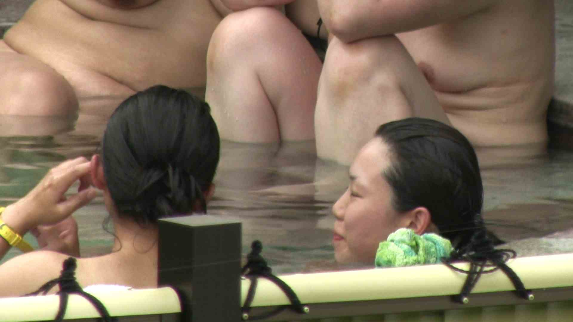 Aquaな露天風呂Vol.205 盗撮   露天  105画像 94