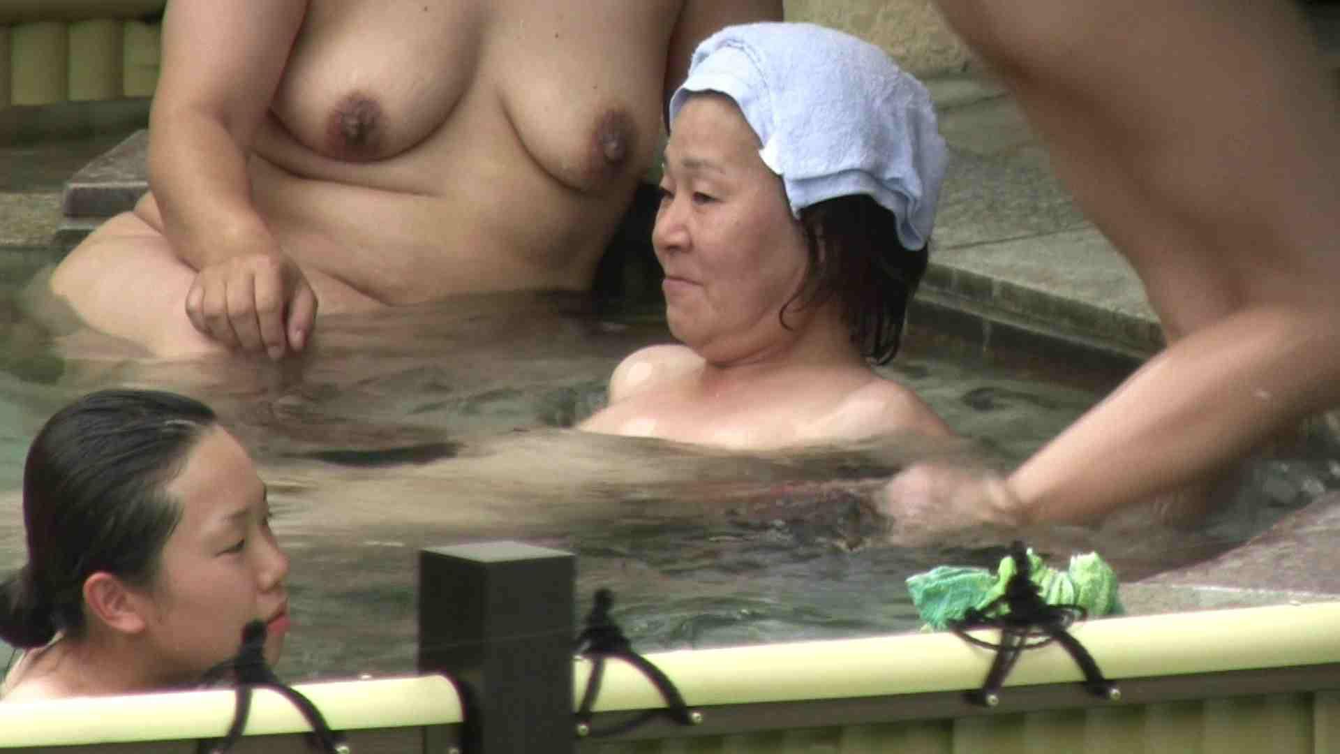 Aquaな露天風呂Vol.205 盗撮   露天  105画像 103