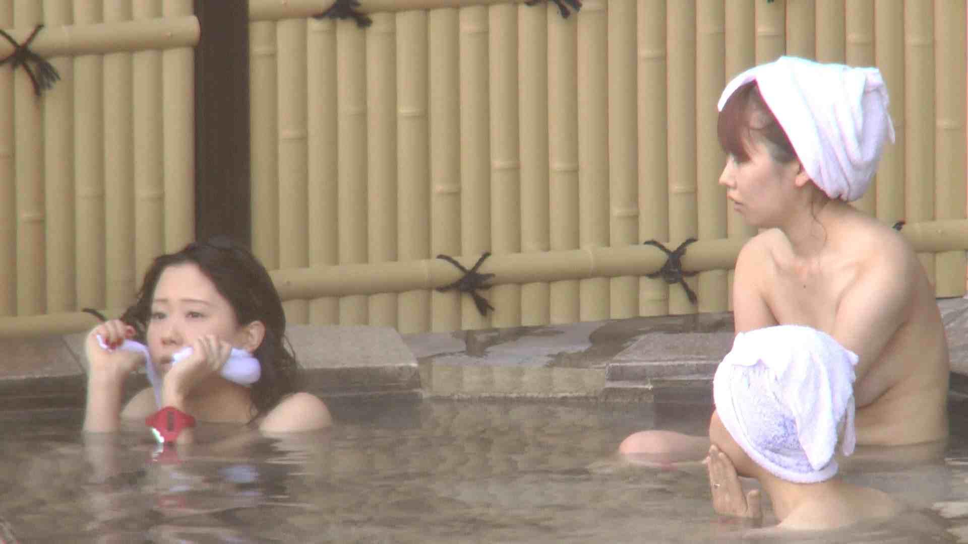 Aquaな露天風呂Vol.211 露天  68画像 33