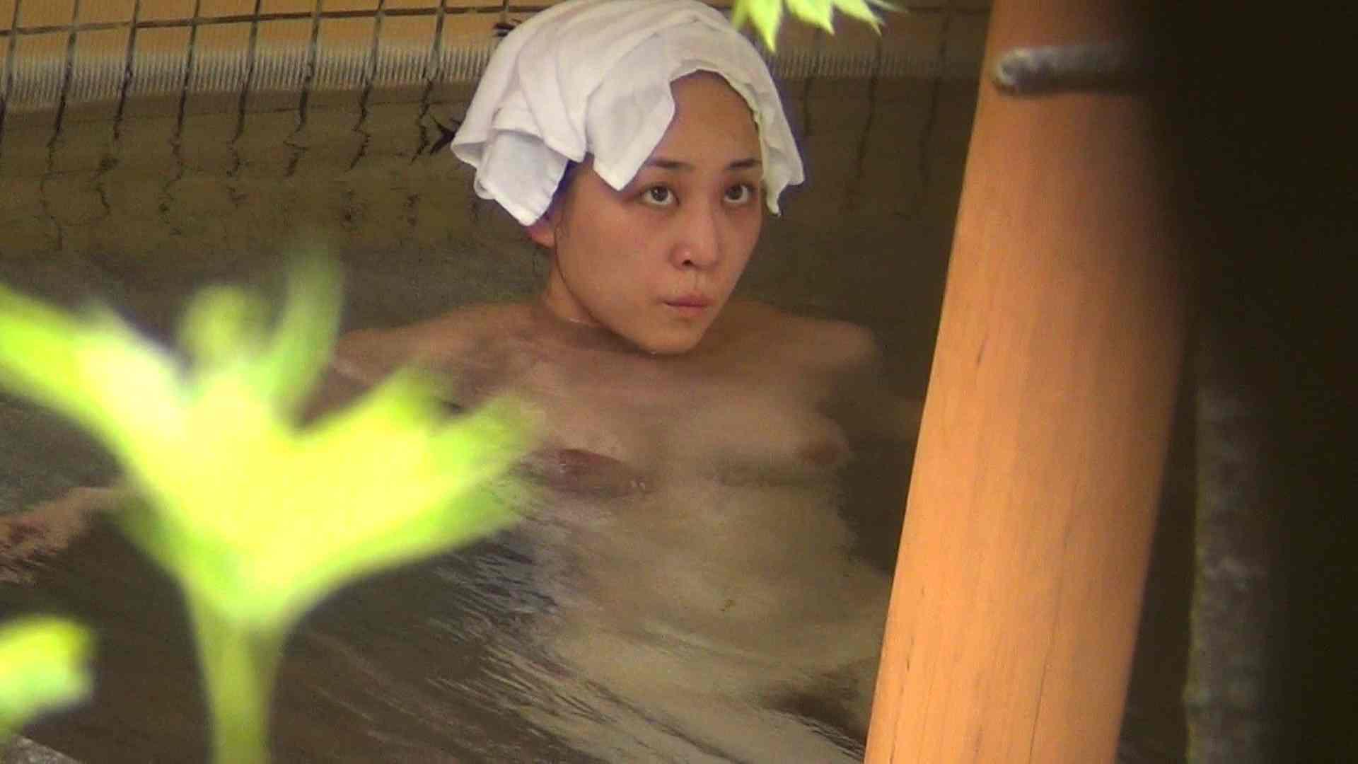 Aquaな露天風呂Vol.231 OLセックス のぞき動画画像 63画像 56