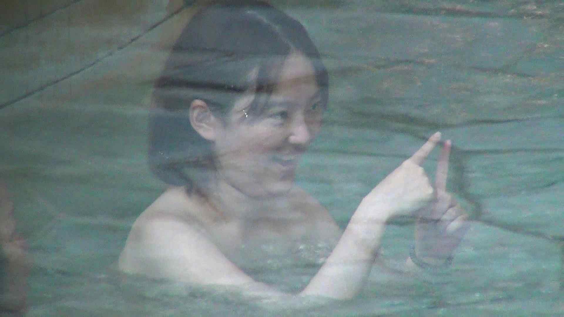 Aquaな露天風呂Vol.297 露天  103画像 90