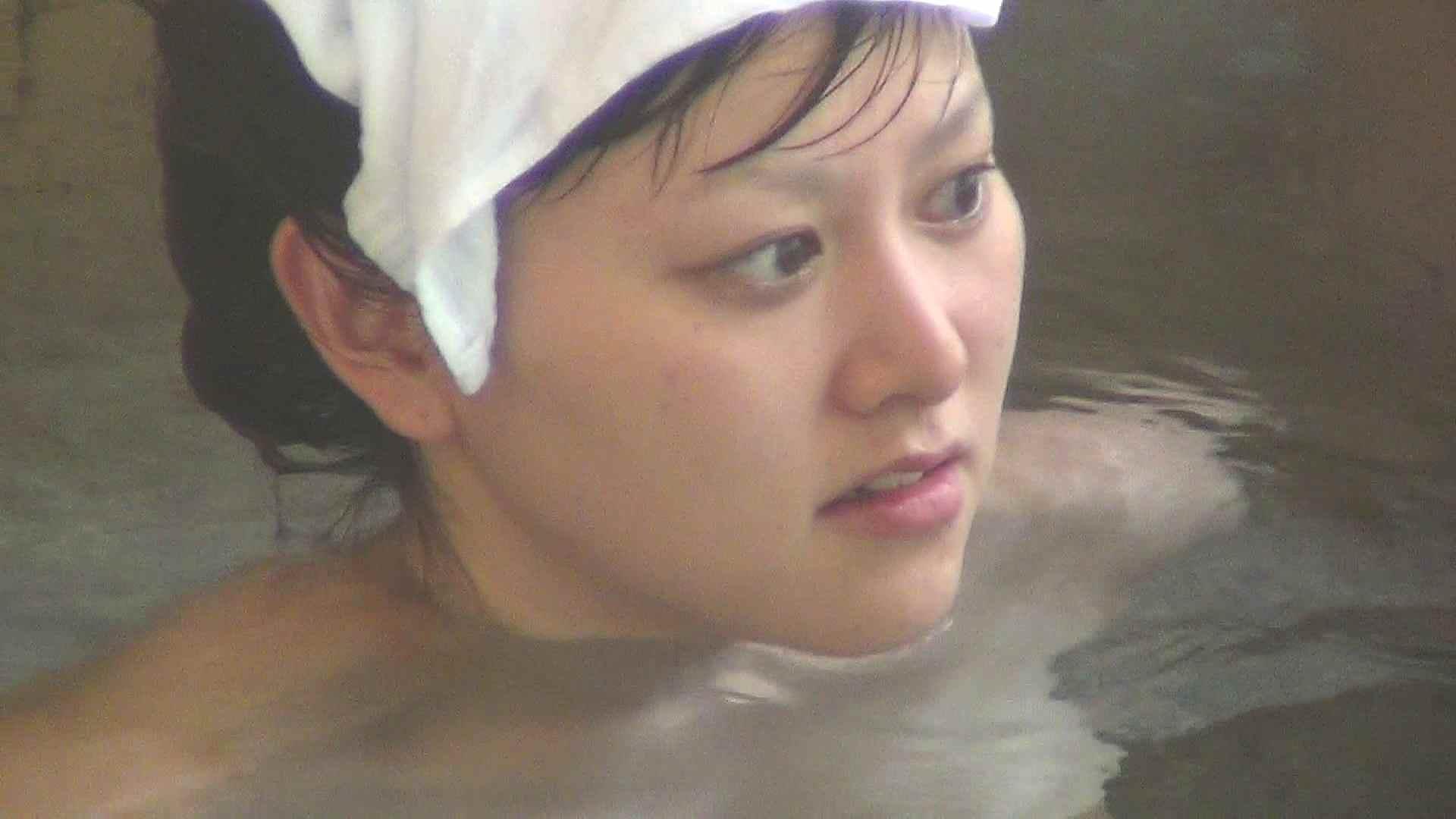Aquaな露天風呂Vol.302 OLセックス 盗み撮りオマンコ動画キャプチャ 73画像 53