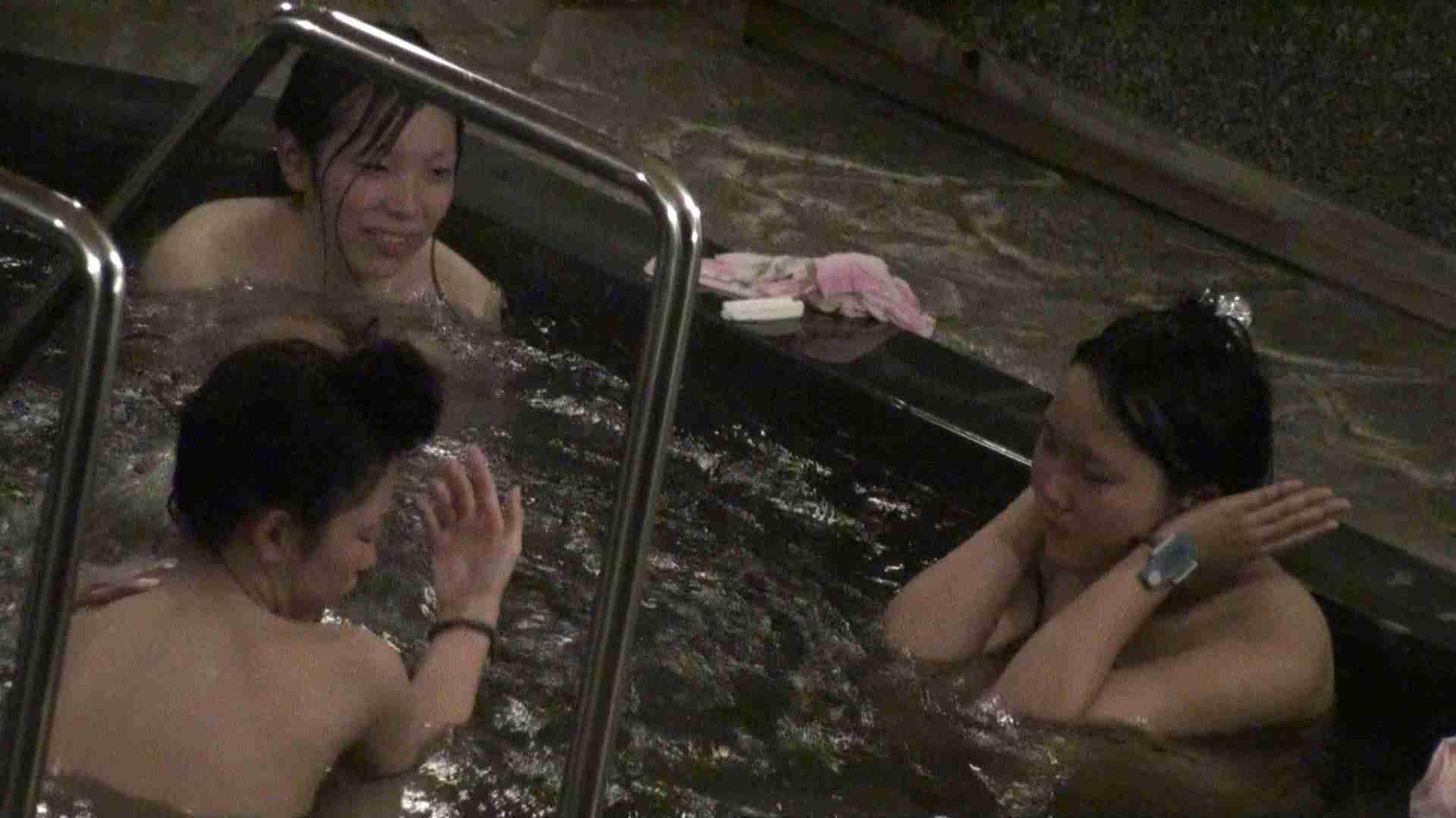 Aquaな露天風呂Vol.383 盗撮  103画像 9
