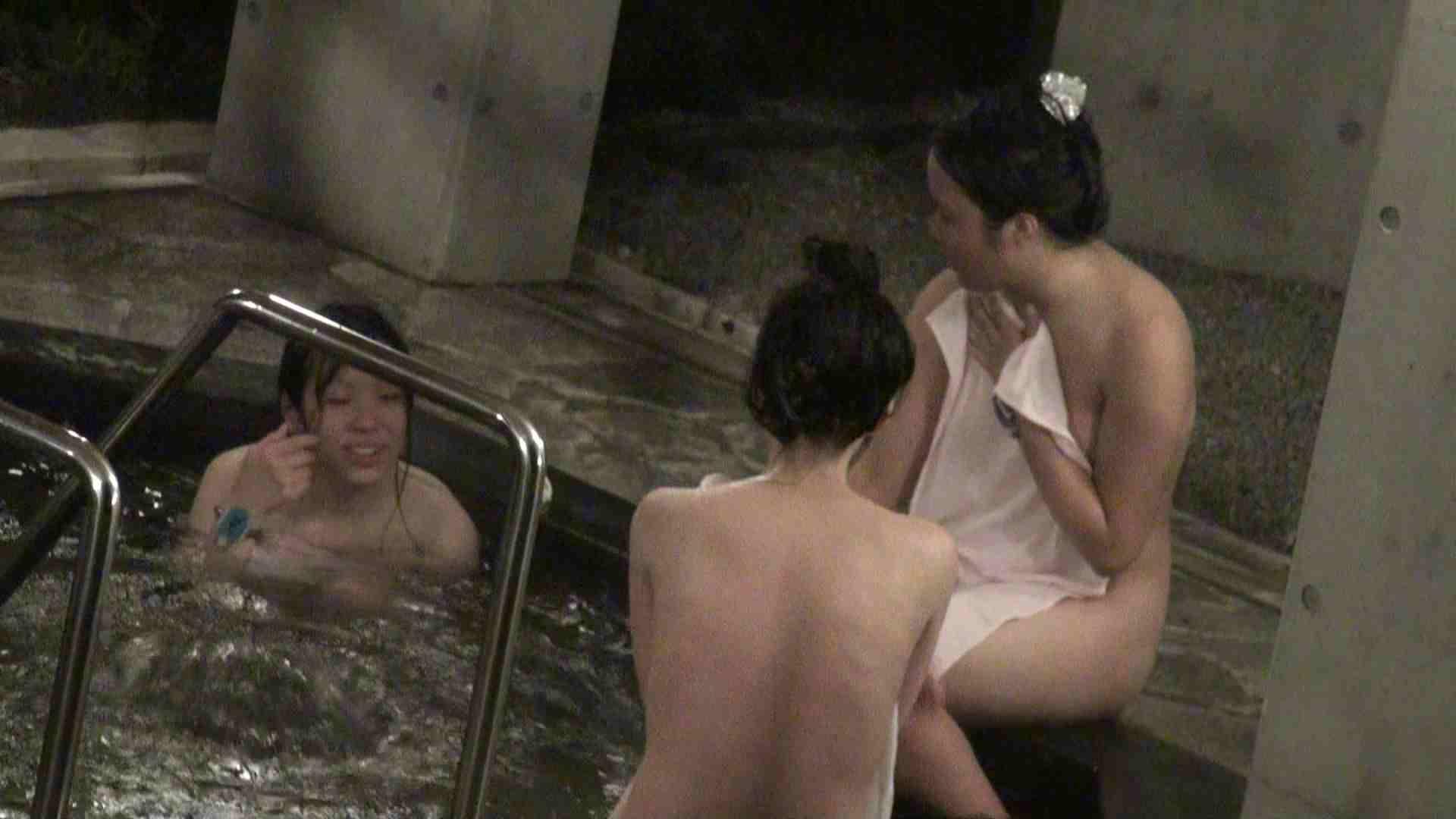 Aquaな露天風呂Vol.383 盗撮   露天  103画像 31