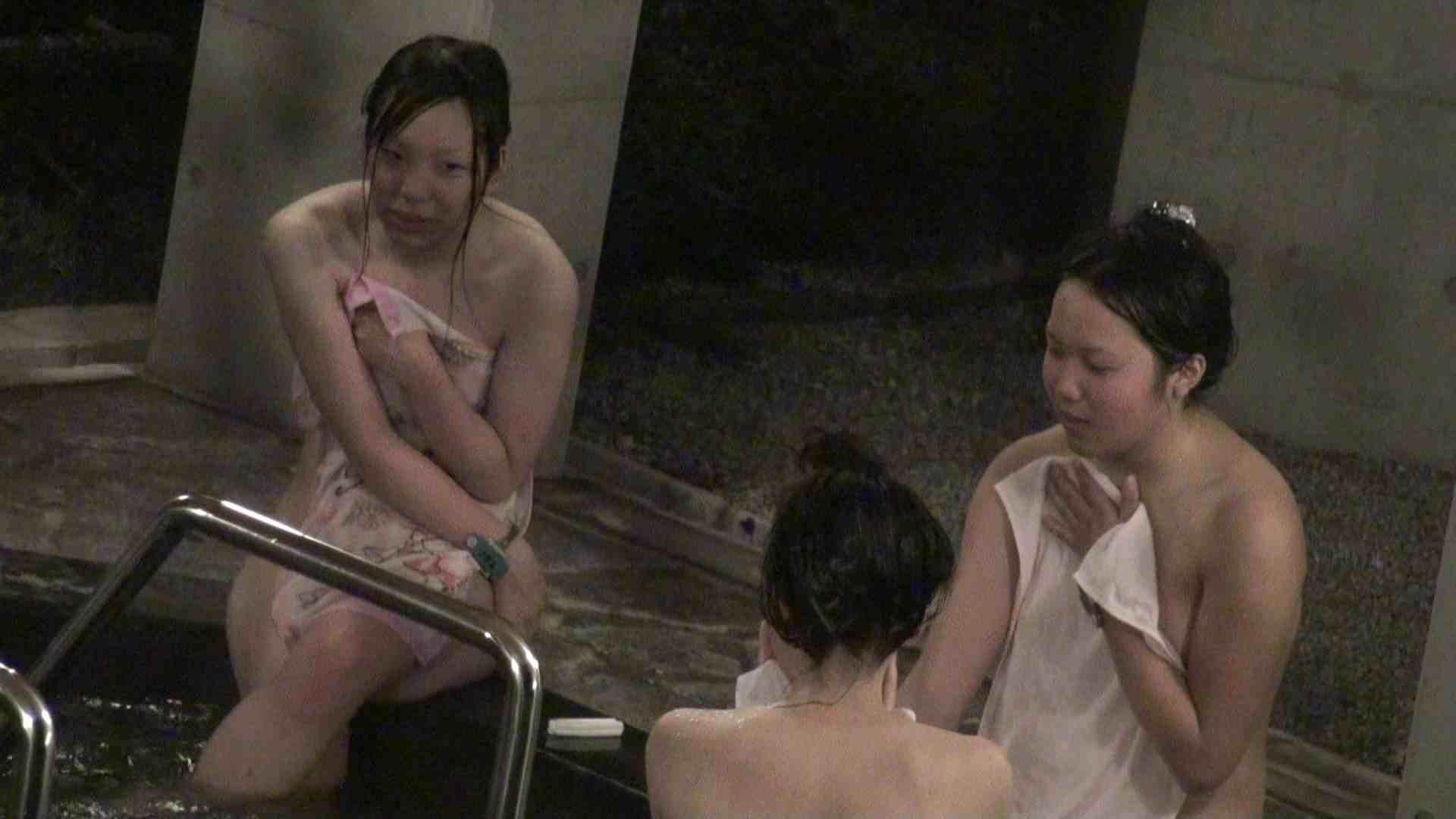 Aquaな露天風呂Vol.383 盗撮  103画像 51