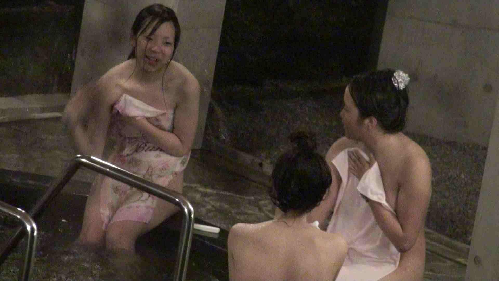 Aquaな露天風呂Vol.383 盗撮   露天  103画像 61