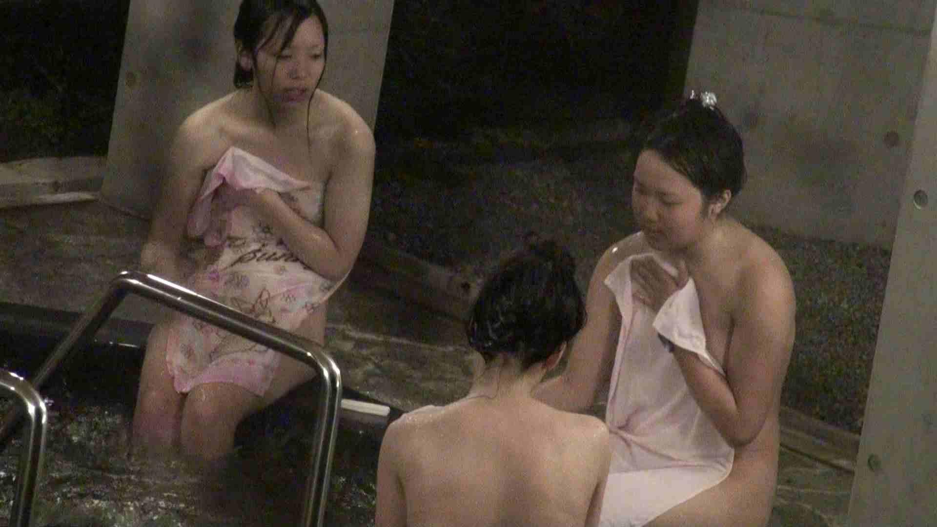 Aquaな露天風呂Vol.383 盗撮  103画像 69