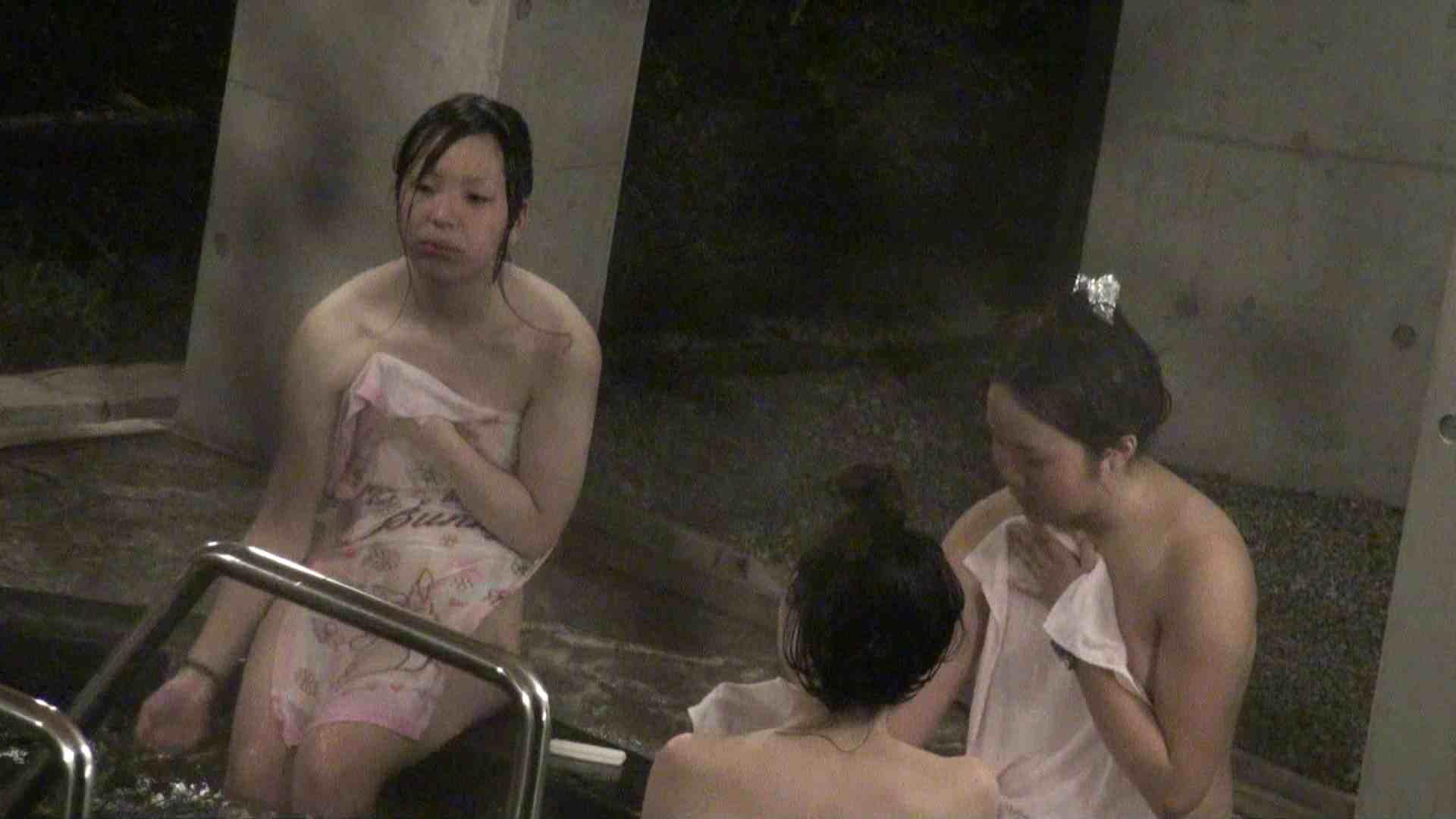 Aquaな露天風呂Vol.383 盗撮   露天  103画像 70