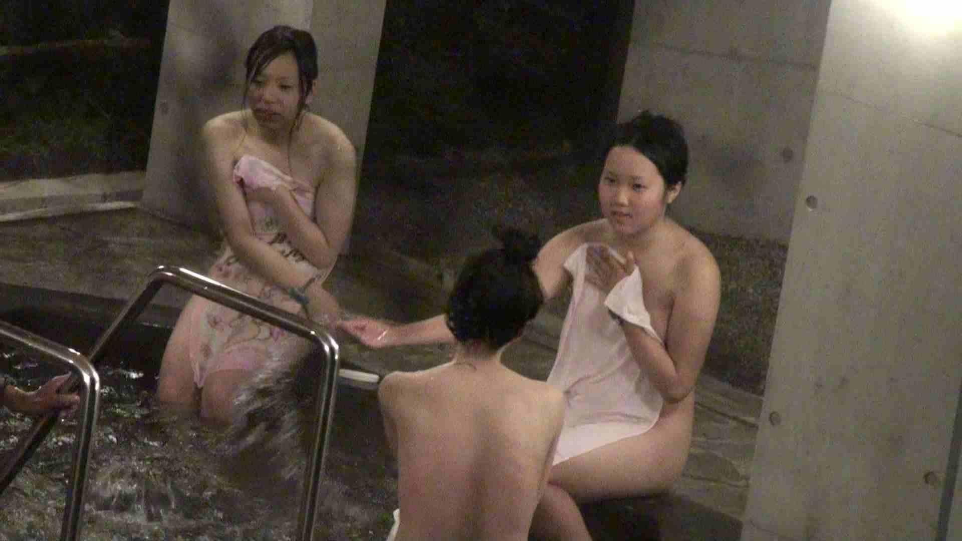Aquaな露天風呂Vol.383 OLセックス 覗き性交動画流出 103画像 80