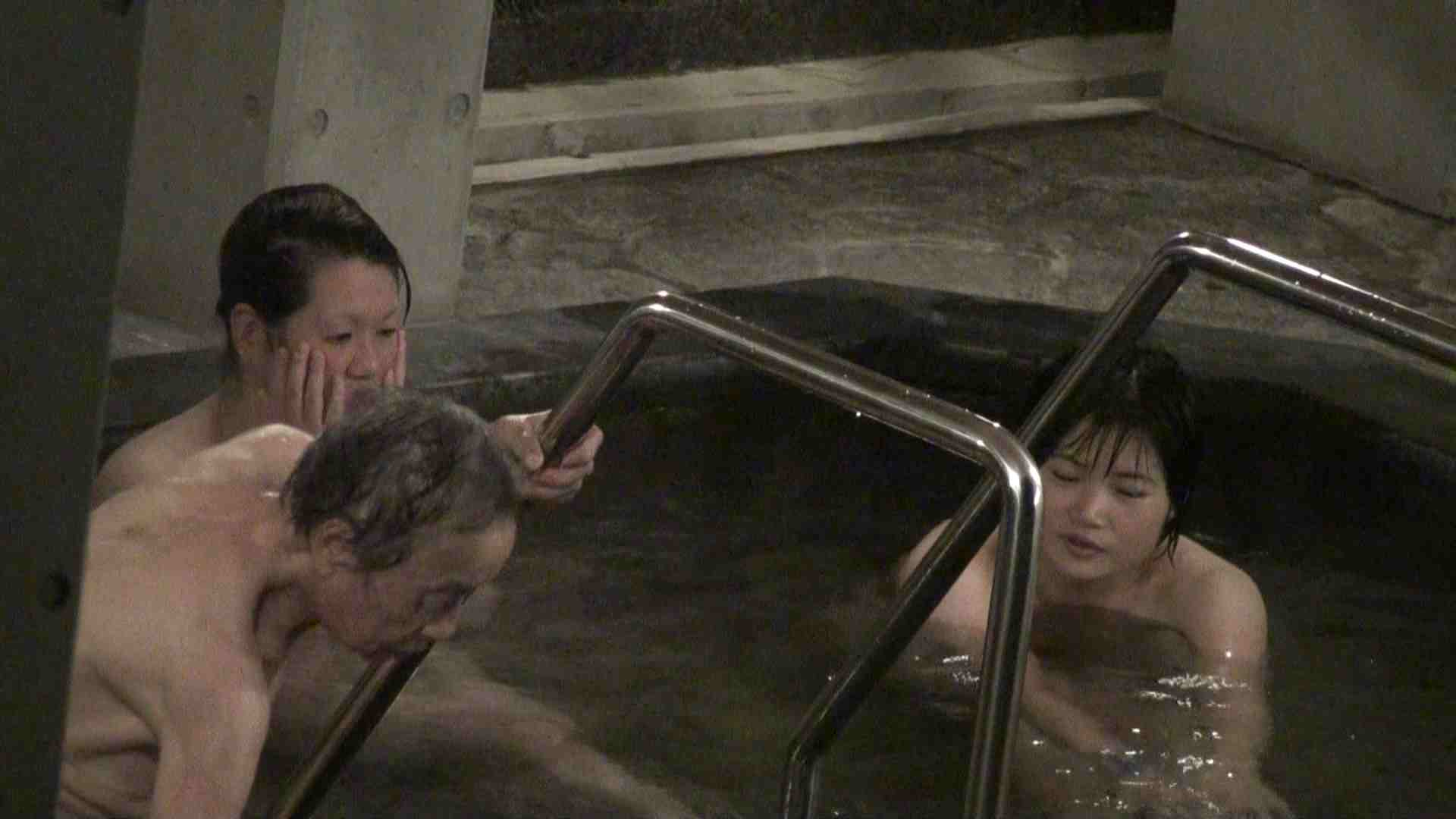 Aquaな露天風呂Vol.384 露天 われめAV動画紹介 60画像 47