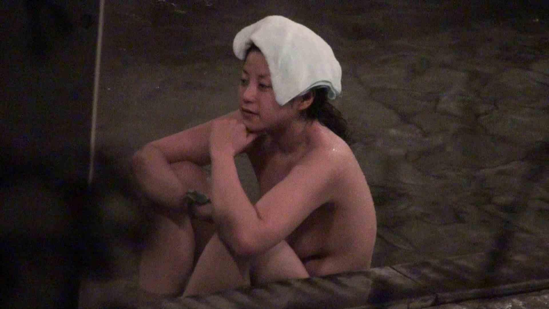 Aquaな露天風呂Vol.397 露天   OLセックス  100画像 19