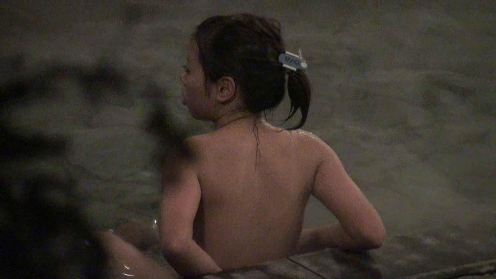 Aquaな露天風呂Vol.407 盗撮 ぱこり動画紹介 107画像 11