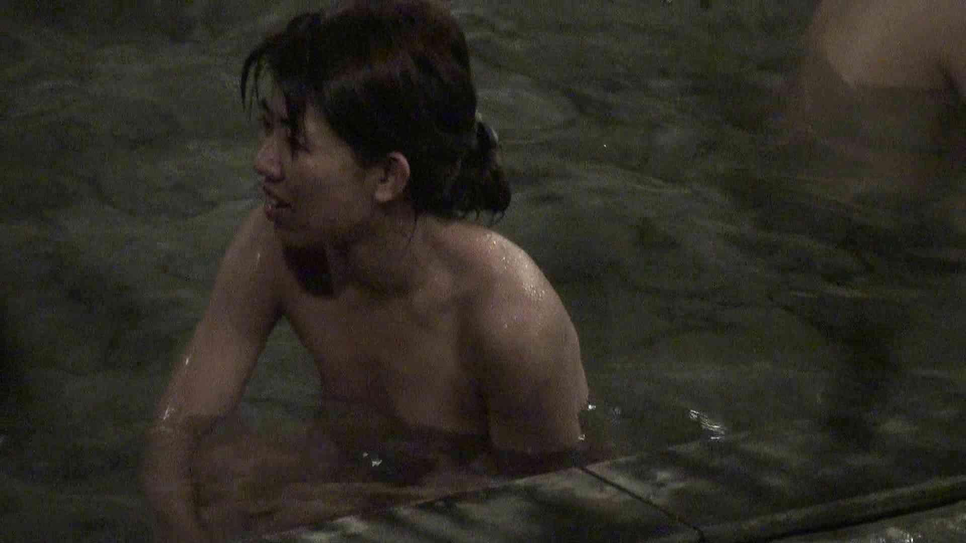 無修正エロ動画 Aquaな露天風呂Vol.417 のぞき本舗 中村屋