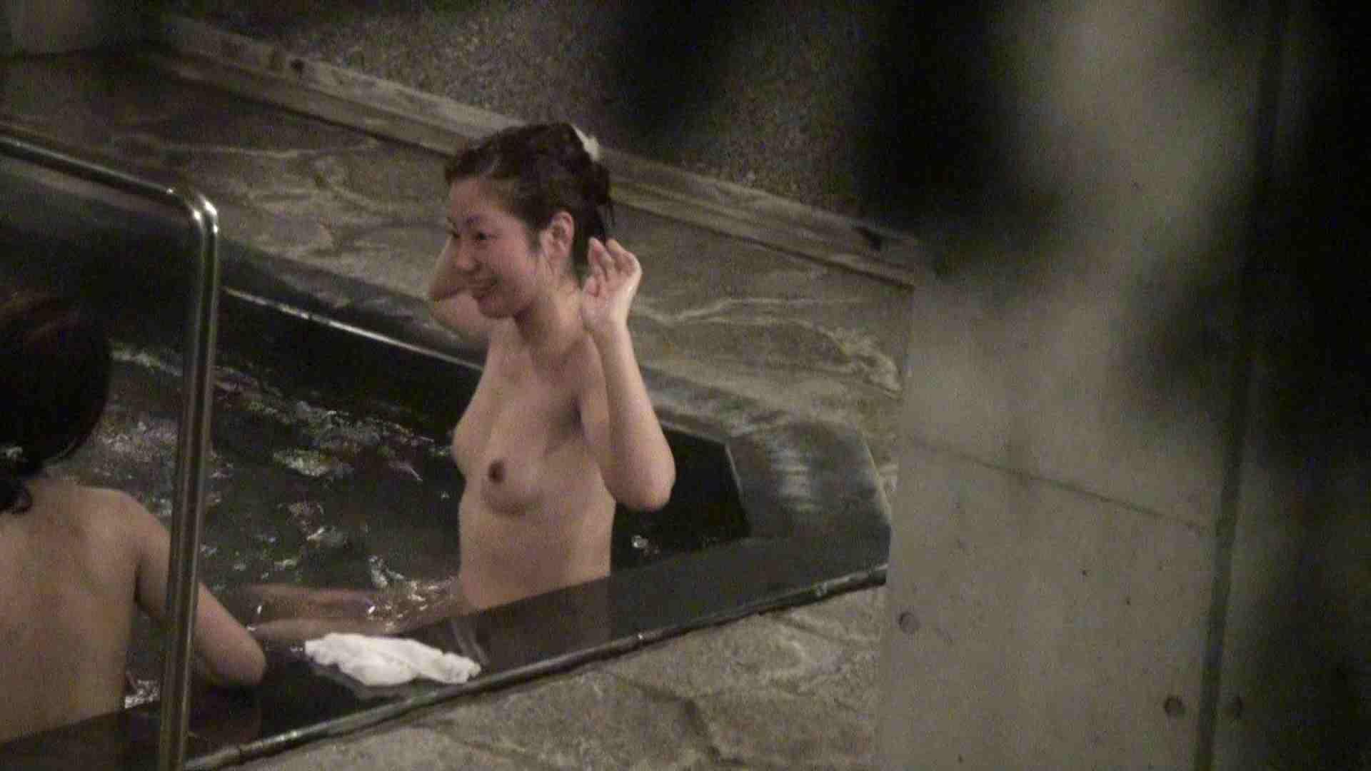 無修正エロ動画 Aquaな露天風呂Vol.422 のぞき本舗 中村屋