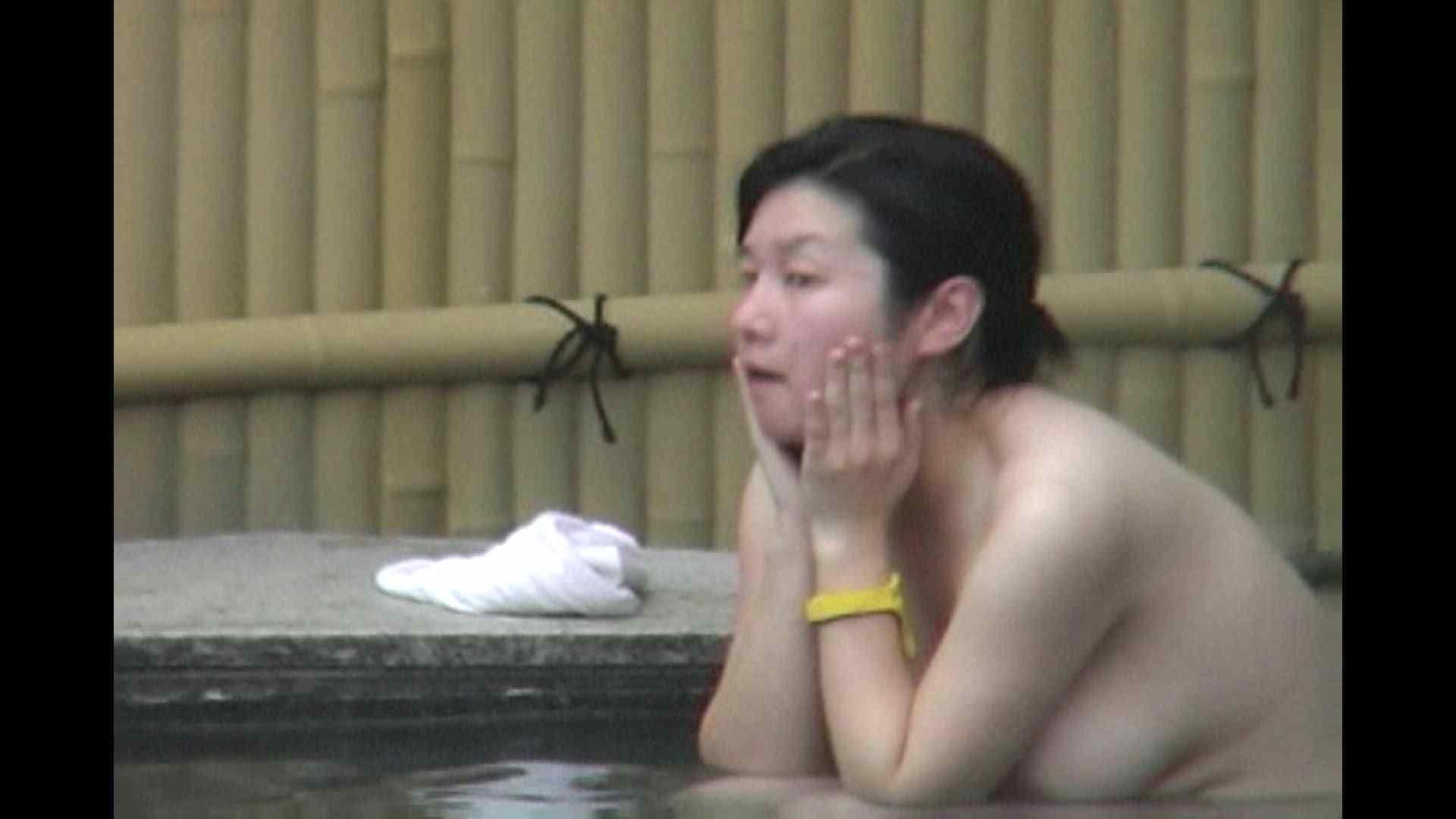 Aquaな露天風呂Vol.545 露天 われめAV動画紹介 56画像 20