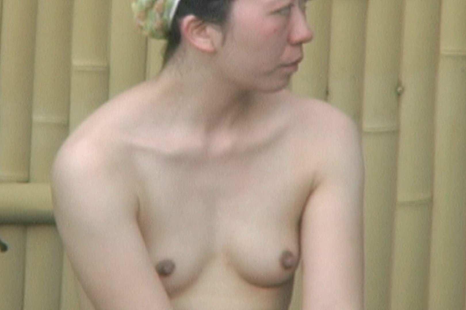 Aquaな露天風呂Vol.594 露天 | OLセックス  100画像 37