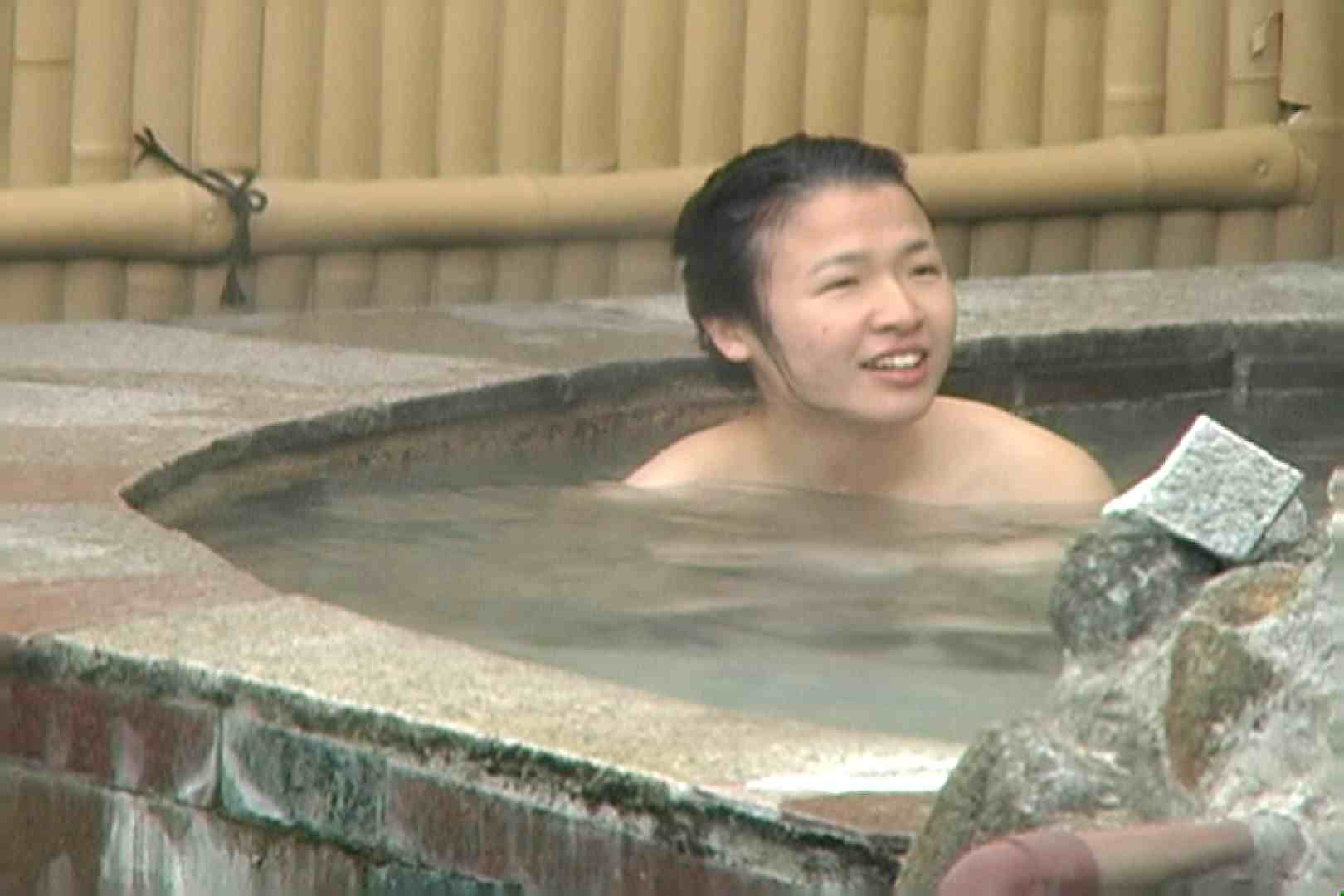 Aquaな露天風呂Vol.647 OLセックス 盗撮戯れ無修正画像 83画像 5