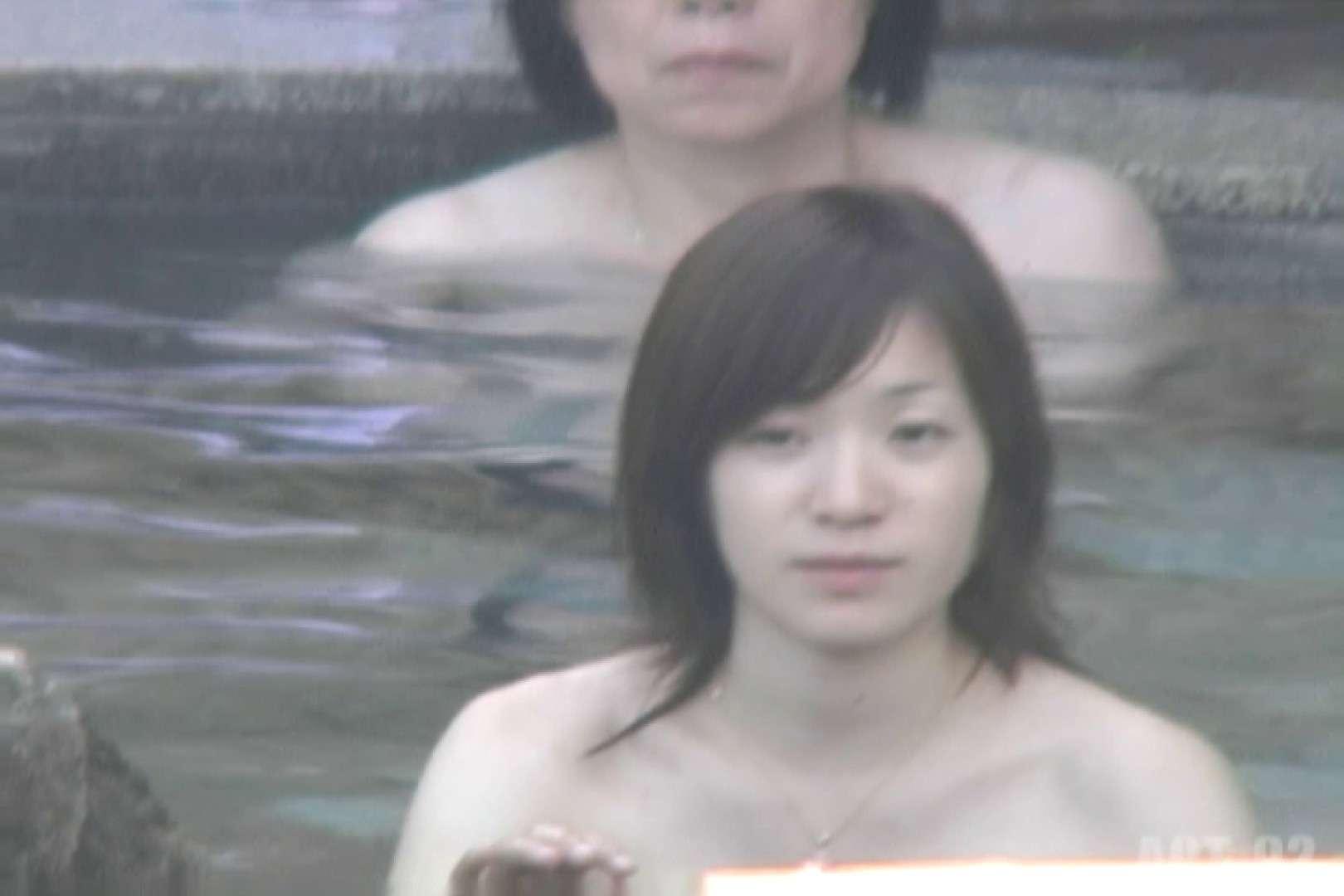 Aquaな露天風呂Vol.725 OLセックス 盗み撮り動画キャプチャ 90画像 2