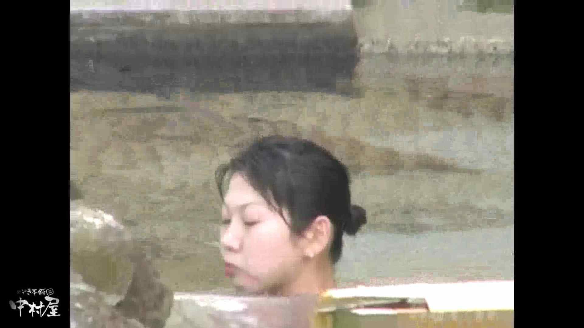 Aquaな露天風呂Vol.881潜入盗撮露天風呂十七判湯 其の三 潜入 のぞき動画画像 72画像 51