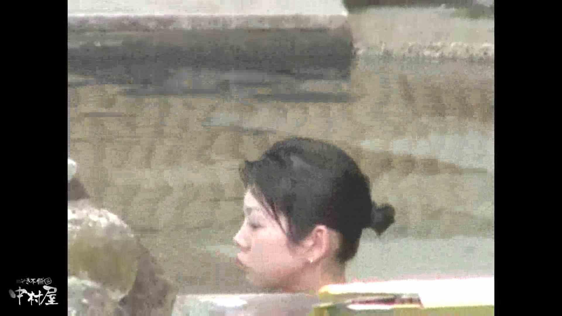 Aquaな露天風呂Vol.881潜入盗撮露天風呂十七判湯 其の三 潜入 のぞき動画画像 72画像 55