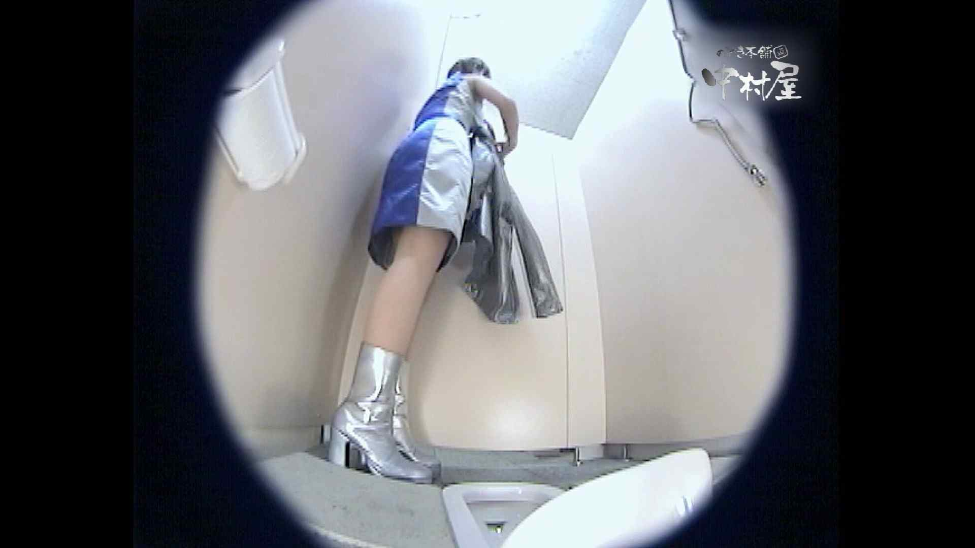 レースクィーントイレ盗撮!Vol.05 レースクィーンヌード | トイレ  89画像 23
