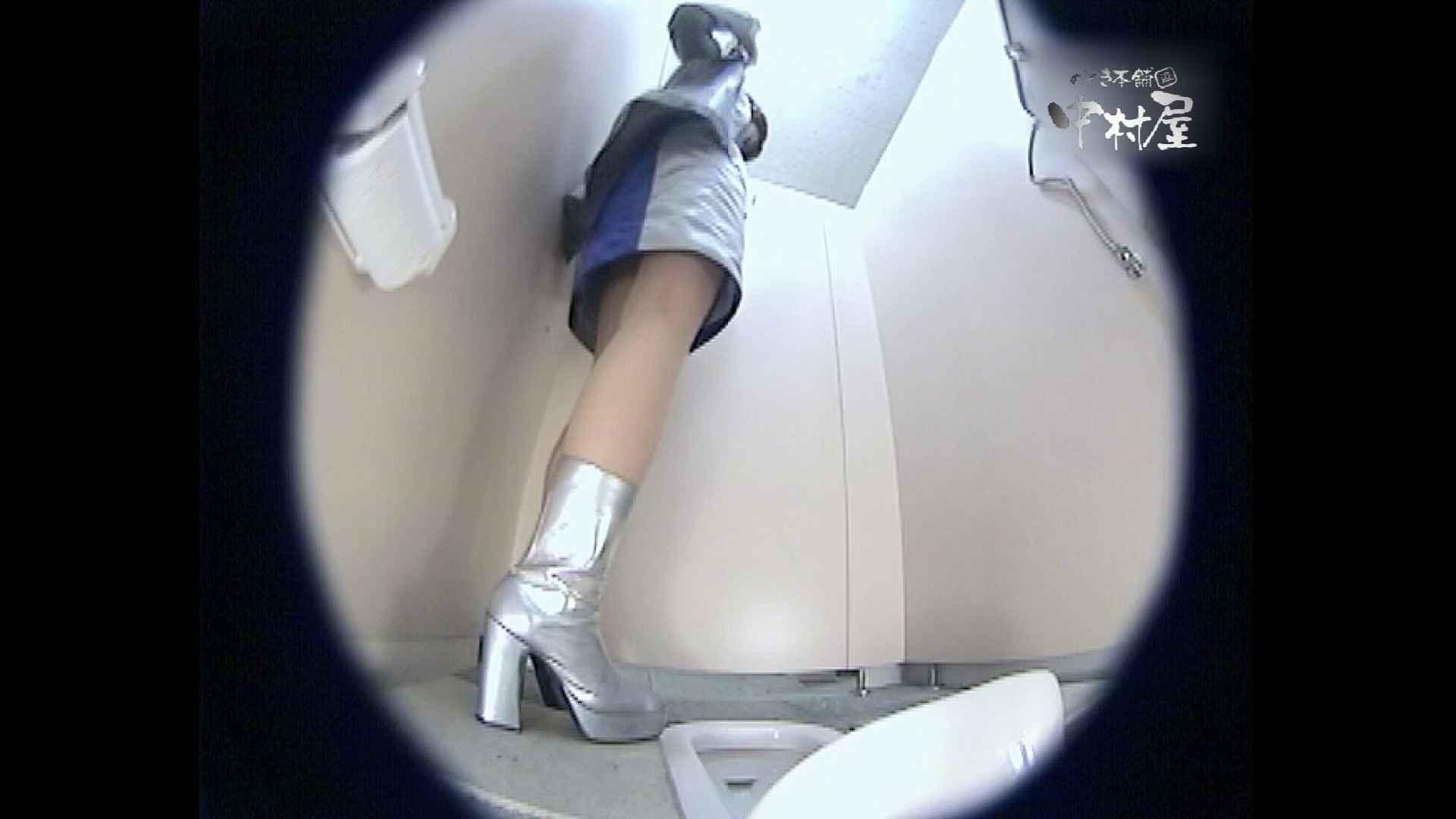 レースクィーントイレ盗撮!Vol.05 美女ヌード のぞき動画画像 89画像 61