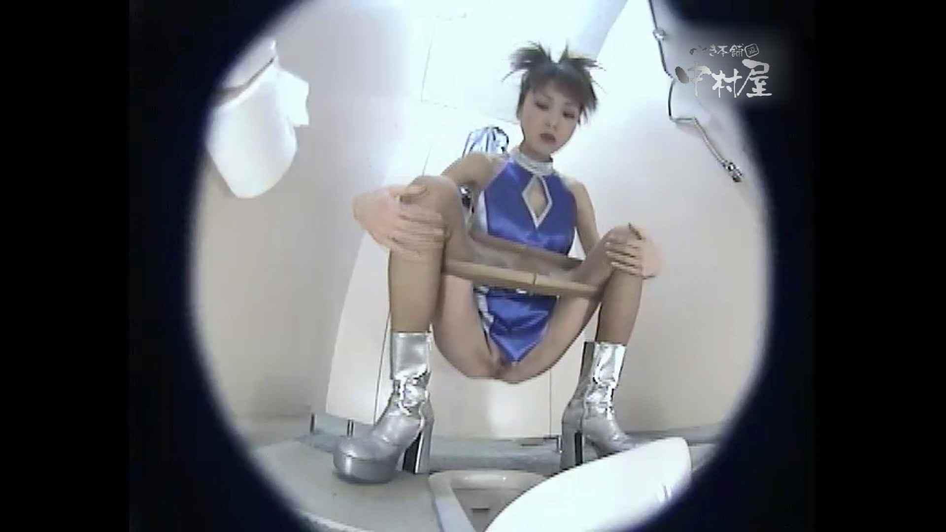 レースクィーントイレ盗撮!Vol.15 便器 オマンコ無修正動画無料 94画像 31