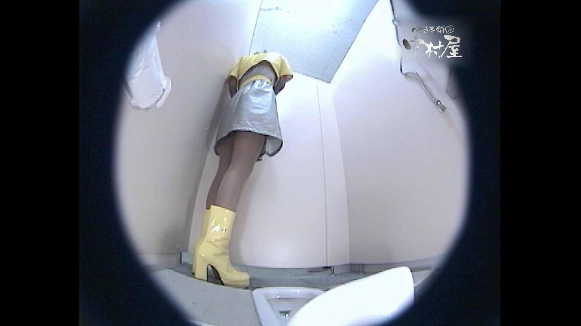 レースクィーントイレ盗撮!Vol.17 トイレ のぞき濡れ場動画紹介 100画像 6