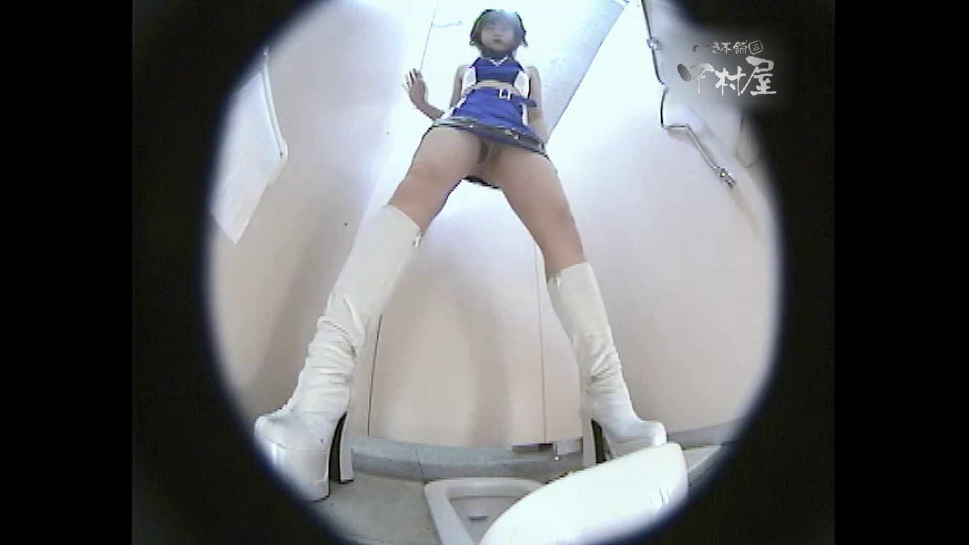 レースクィーントイレ盗撮!Vol.23 ギャルヌード おまんこ動画流出 52画像 4