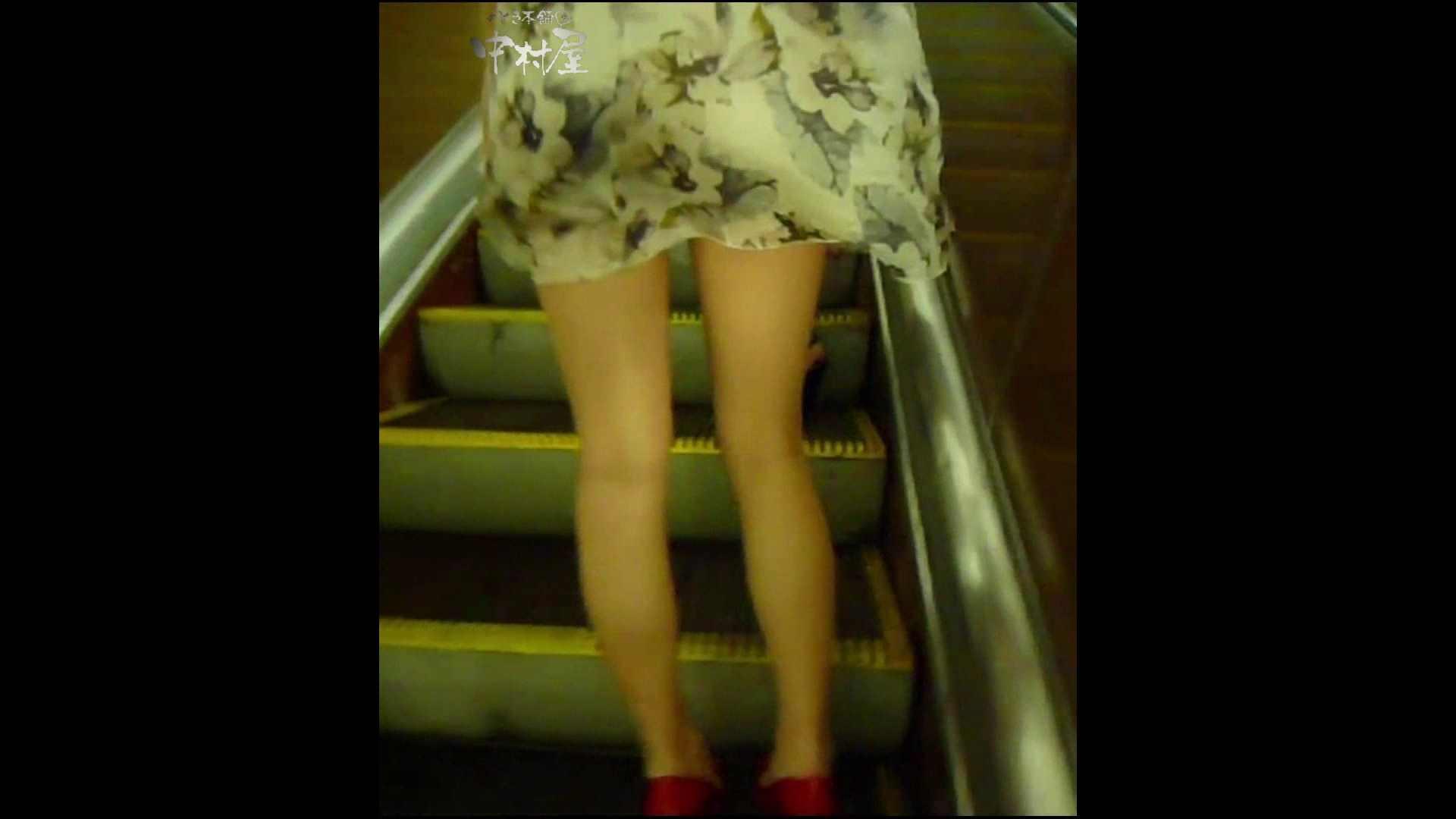 無修正エロ動画|綺麗なモデルさんのスカート捲っちゃおう‼ vol27|のぞき本舗 中村屋