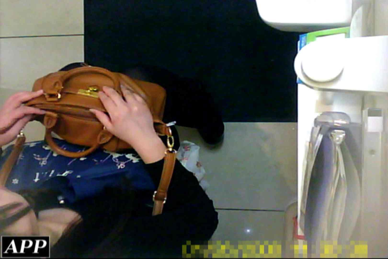 3視点洗面所 vol.104 肛門 隠し撮りおまんこ動画流出 95画像 53