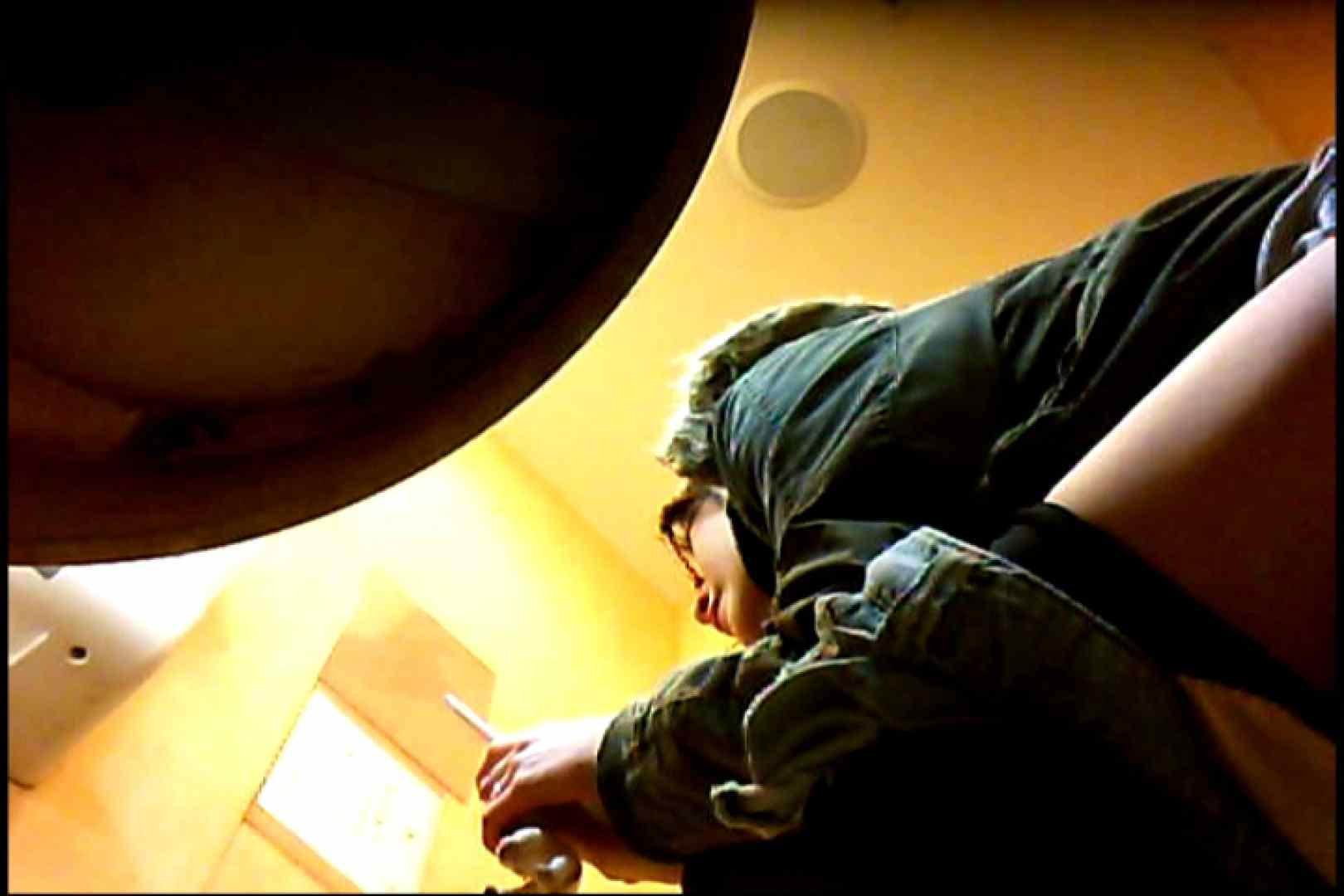 画質向上!新亀さん厠 vol.37 リアル黄金水 オメコ動画キャプチャ 85画像 65