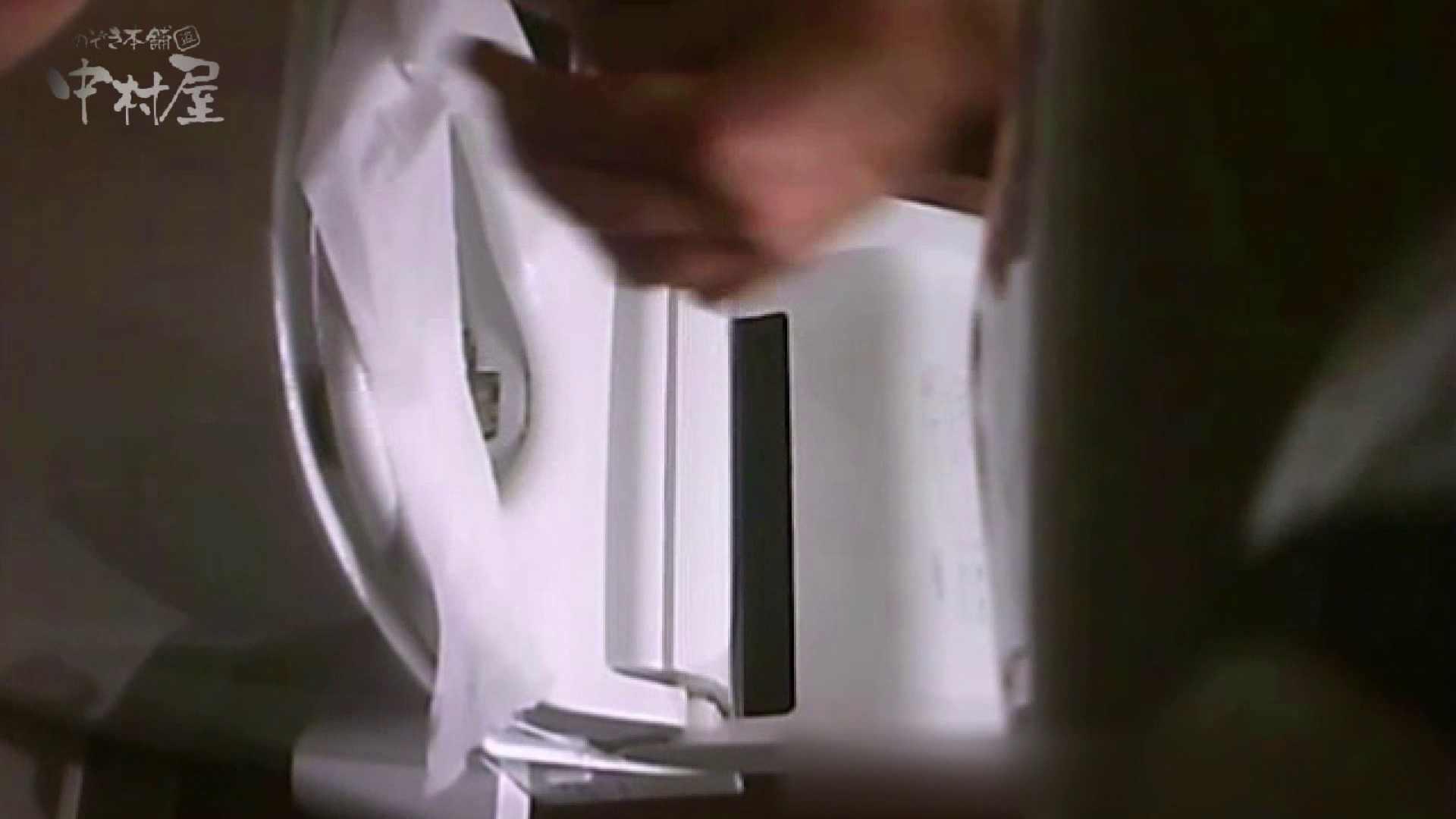 無修正エロ動画 女子トイレ盗撮~某ファミレス編~vol.40 のぞき本舗 中村屋