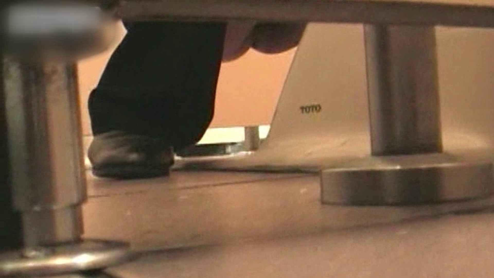 ロックハンドさんの盗撮記録File.28 厠 | パンティ  60画像 1