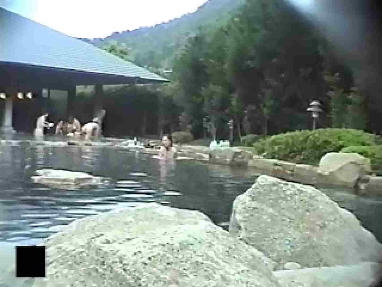 女体舞う露天風呂第一章 第五節 露天 | 全裸版  99画像 19