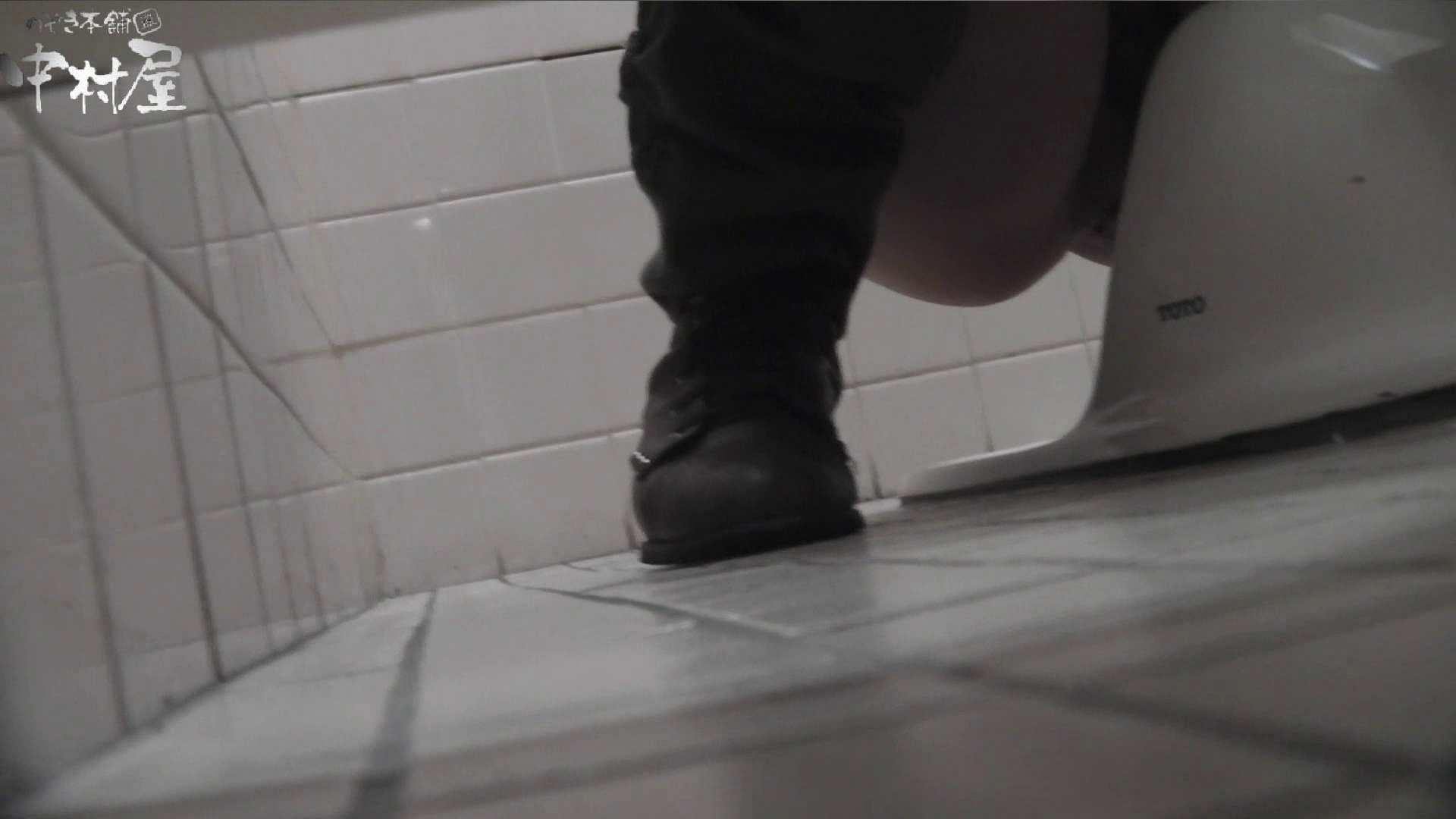 vol.34 命がけ潜伏洗面所! アソコの毛が長髪な件 後編 洗面所 盗撮エロ画像 107画像 2