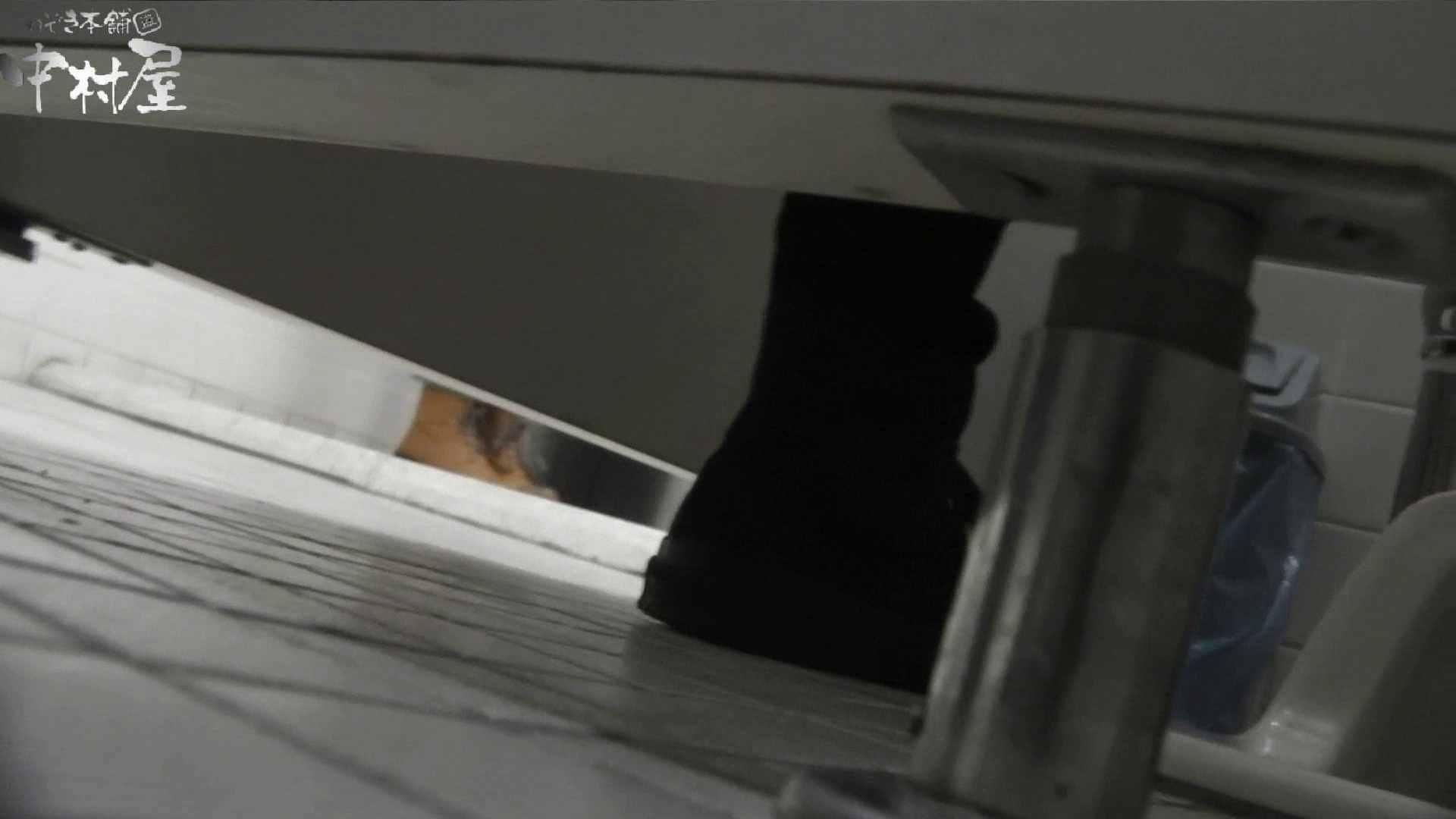 vol.34 命がけ潜伏洗面所! アソコの毛が長髪な件 後編 洗面所 盗撮エロ画像 107画像 42