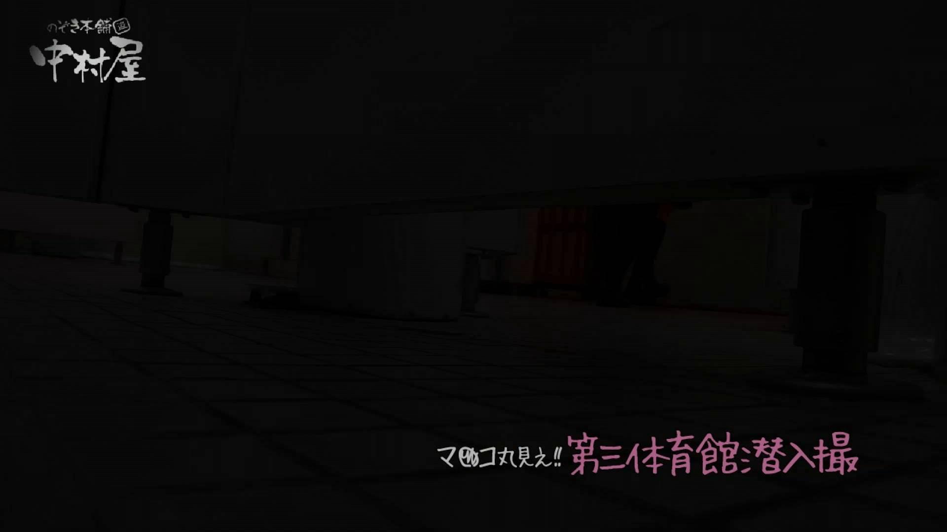 無修正エロ動画|第三体育館File037 分かるでしょう6、ローファーⅡ画質アップ後編|のぞき本舗 中村屋