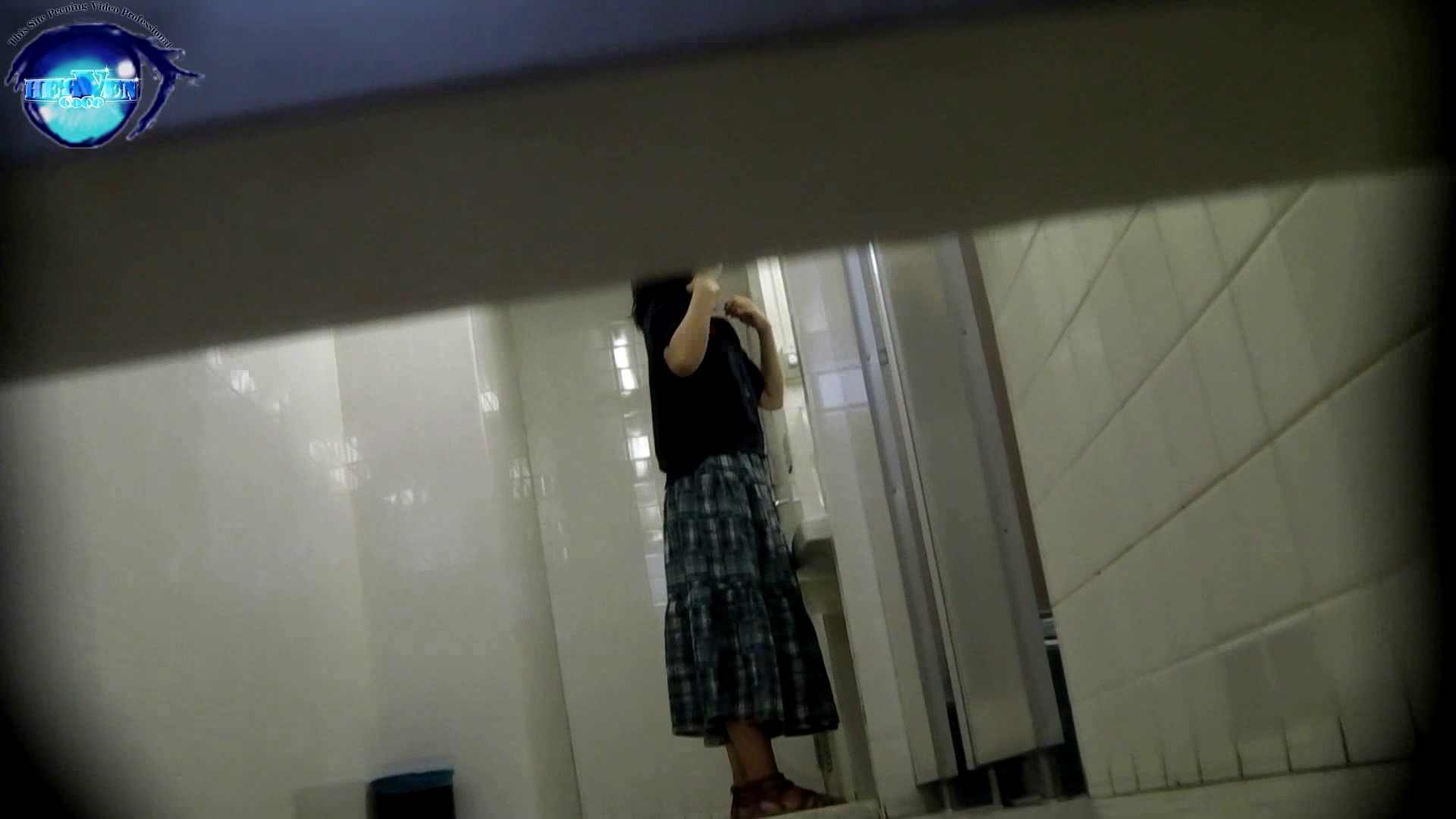 お銀さんの「洗面所突入レポート!!」 vol.52 高値更新!EUで育った日本人 前編 OLセックス | 洗面所  76画像 57