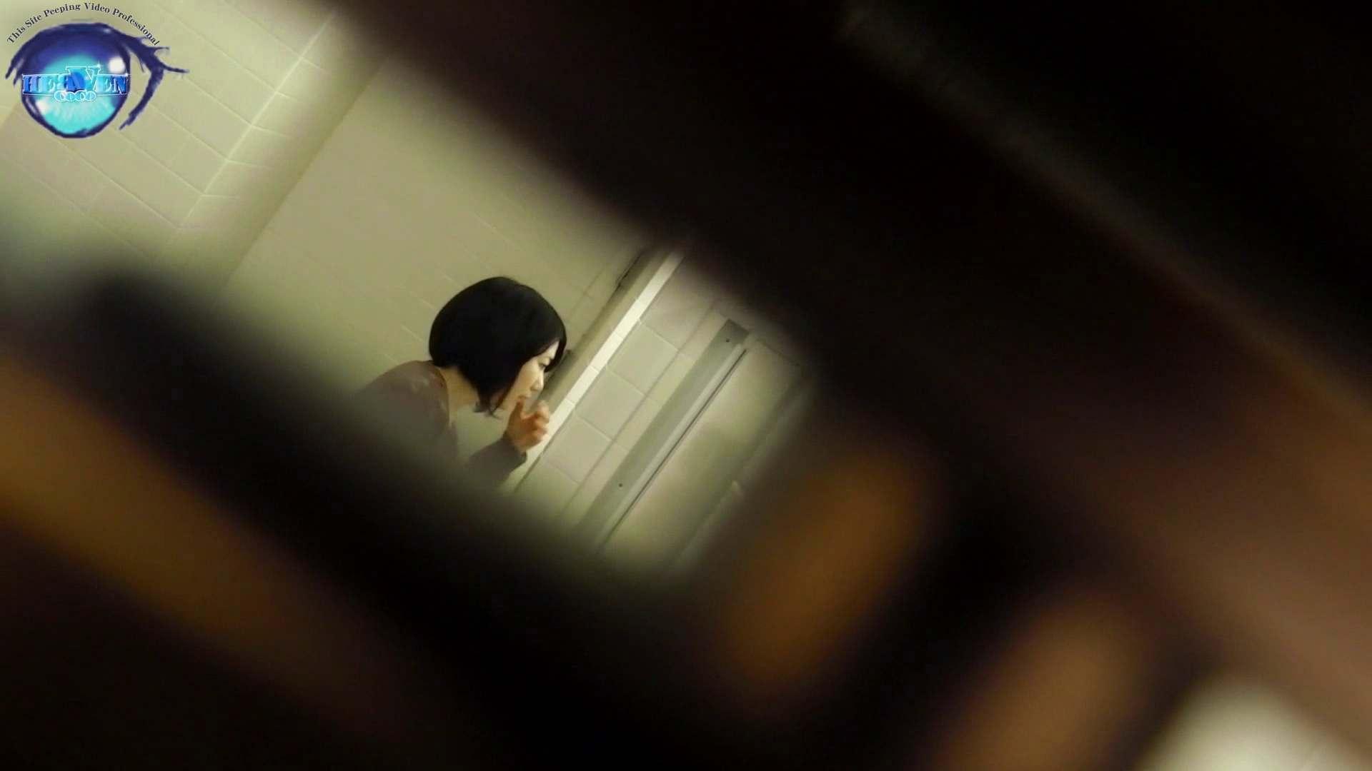お銀さん vol.59 ピンチ!!「鏡の前で祈る女性」にばれる危機 前編 OLセックス   0  86画像 37