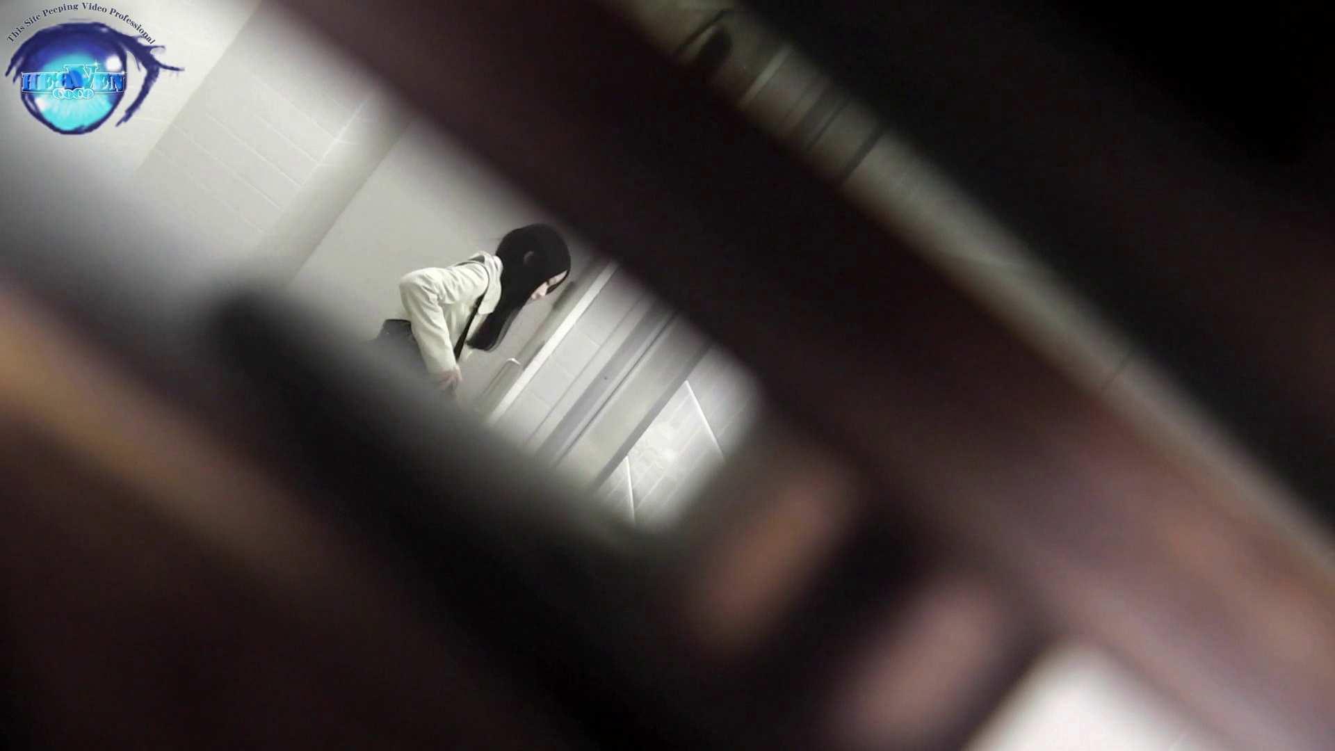 お銀さん vol.59 ピンチ!!「鏡の前で祈る女性」にばれる危機 前編 OLセックス   0  86画像 39