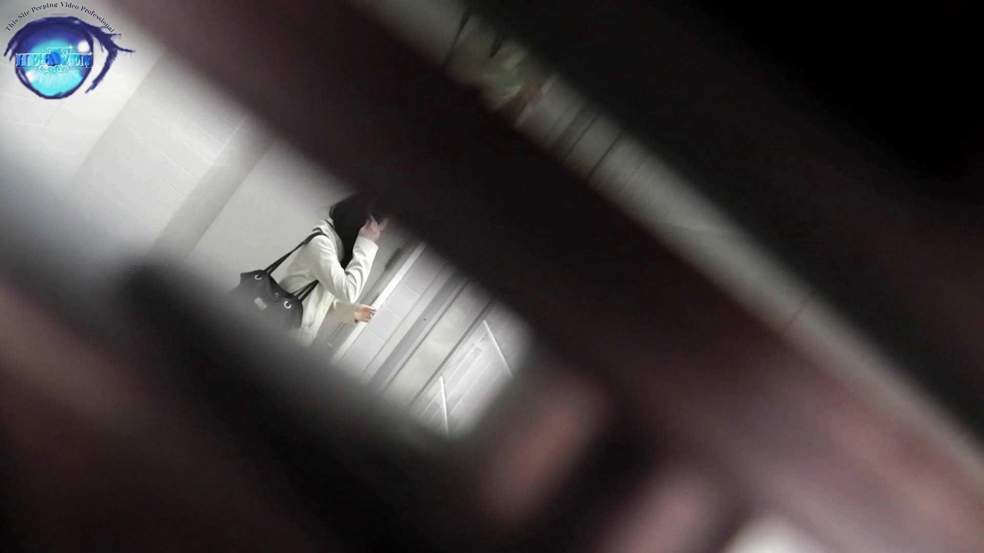 お銀さん vol.59 ピンチ!!「鏡の前で祈る女性」にばれる危機 前編 OLセックス   0  86画像 41