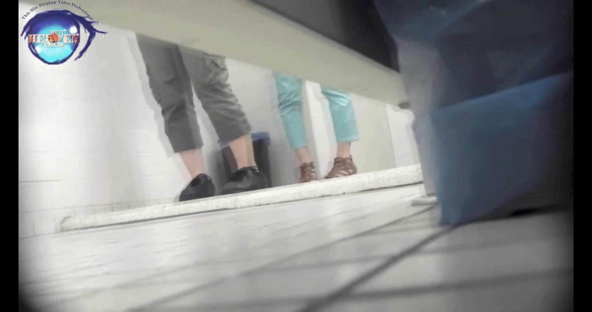 お銀さんの洗面所突入レポート!!vol.75 貴重すぎ、二子登場!!前編 洗面所  86画像 12