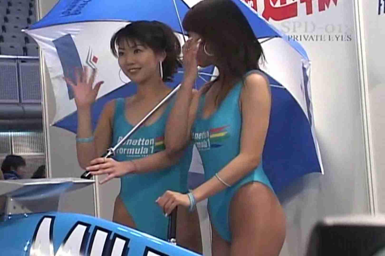 高画質版!SPD-013 ザ・コンパニオン 01 東京オートサロン2001 Vol.2 OLセックス  85画像 24