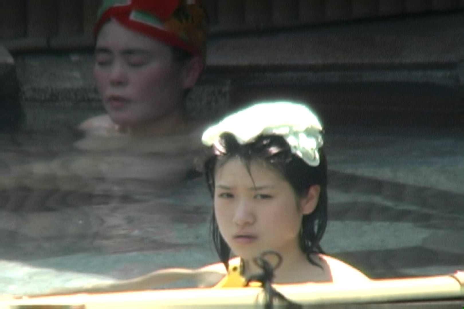 高画質露天女風呂観察 vol.001 望遠  48画像 42