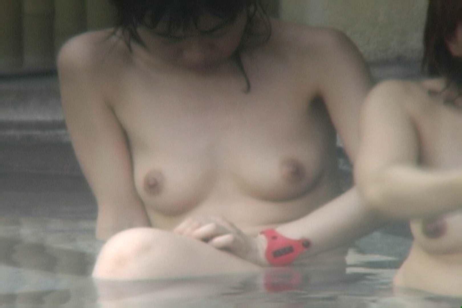 高画質露天女風呂観察 vol.012 露天   入浴  100画像 85